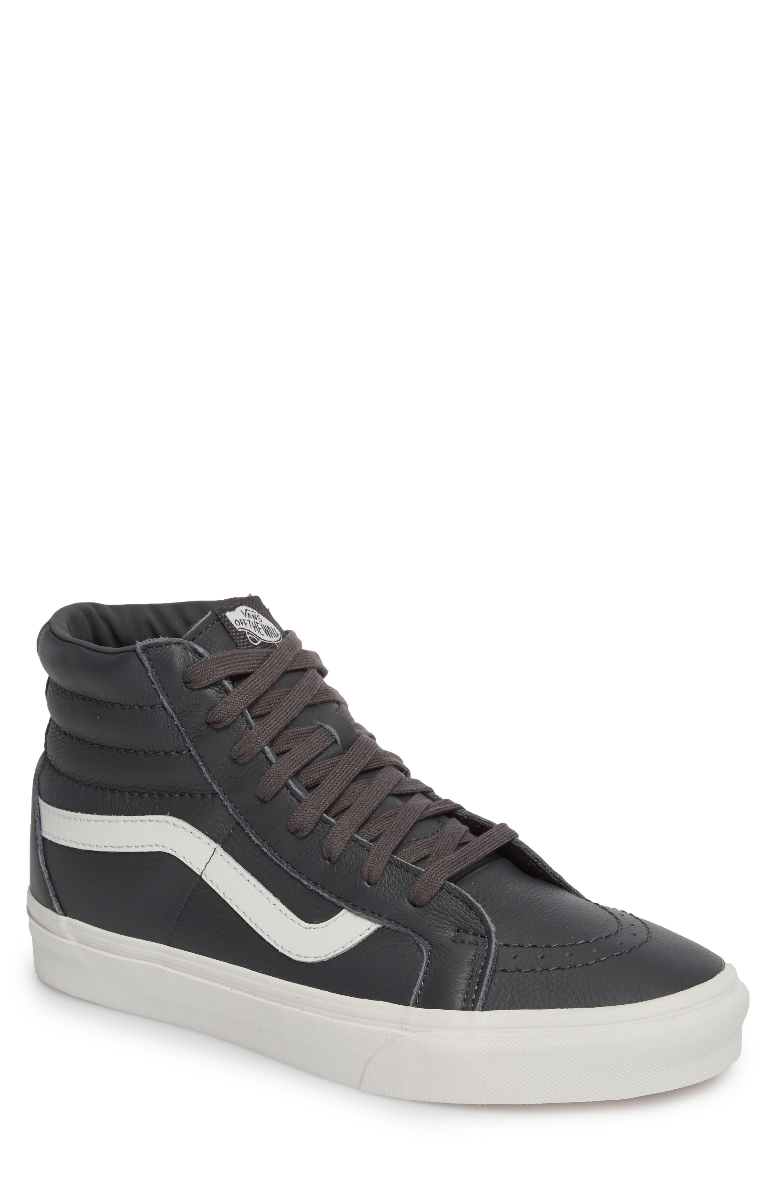 Vans Sk8-Hi Reissue Leather Sneaker (Men)