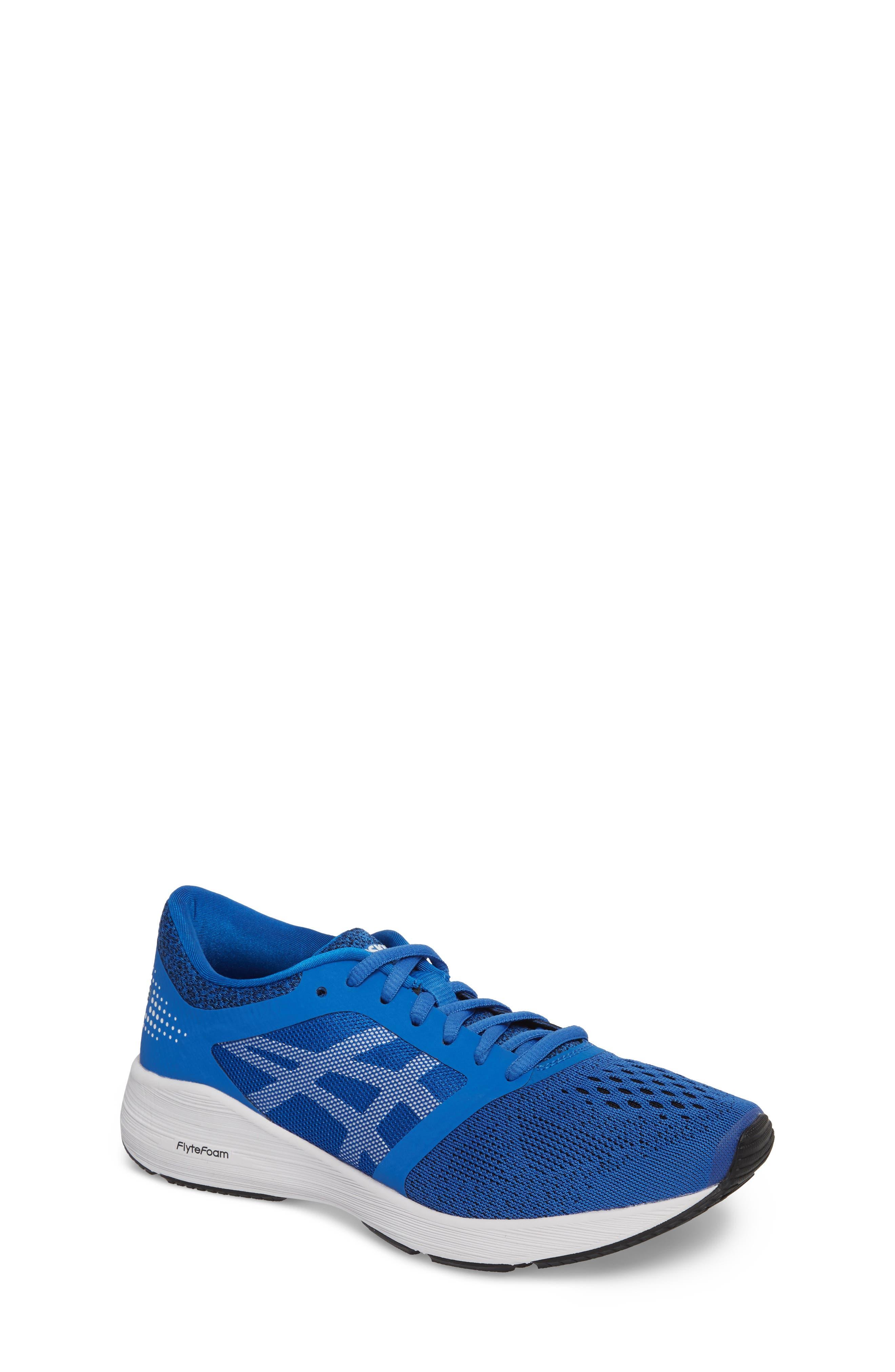 ASICS® Roadhawk FF GS Running Shoe (Big Kid)
