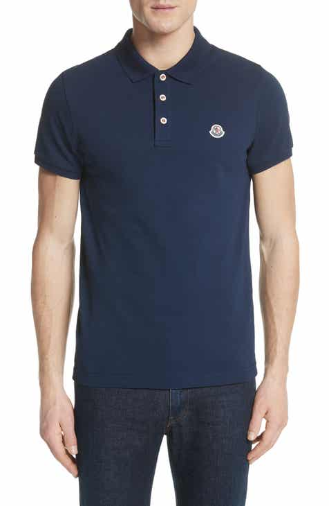 cf0ac1cf64ee Men s Moncler Polo Shirts