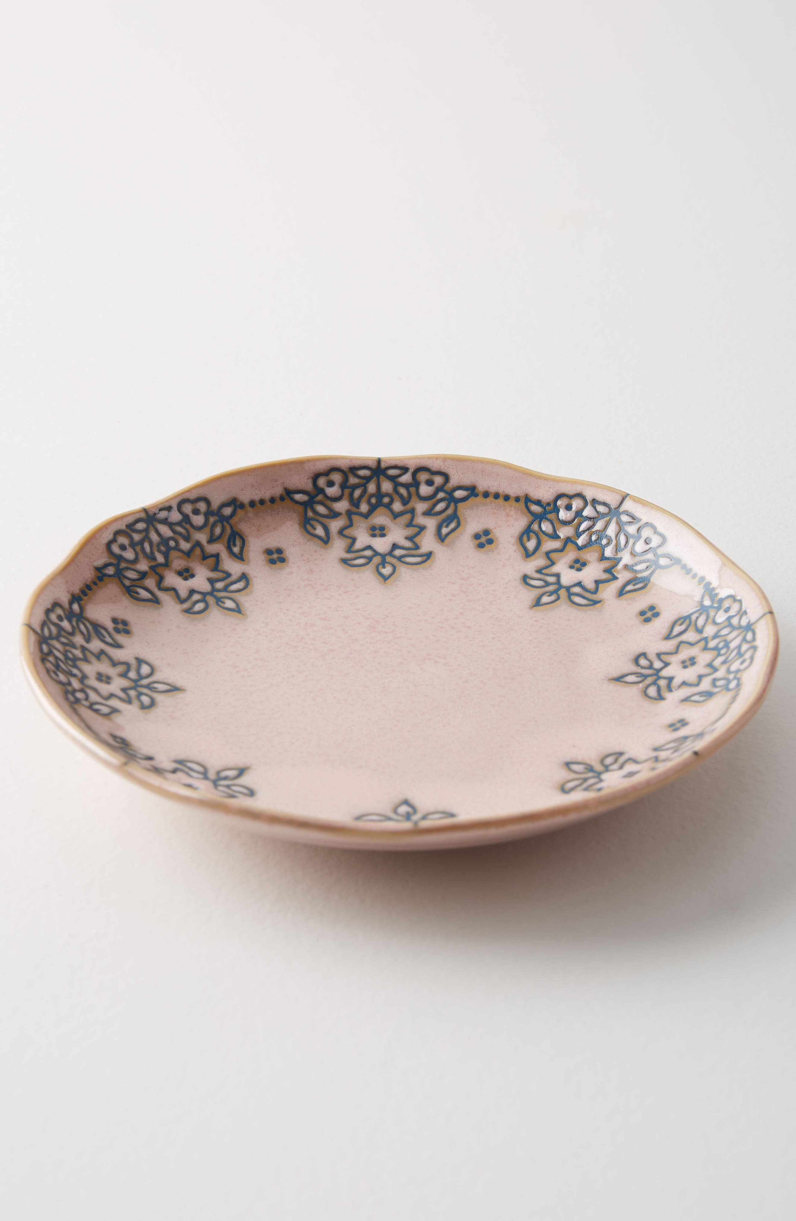 Anthropologie Giada Canapé Plate & Pink Anthropologie Home | Nordstrom