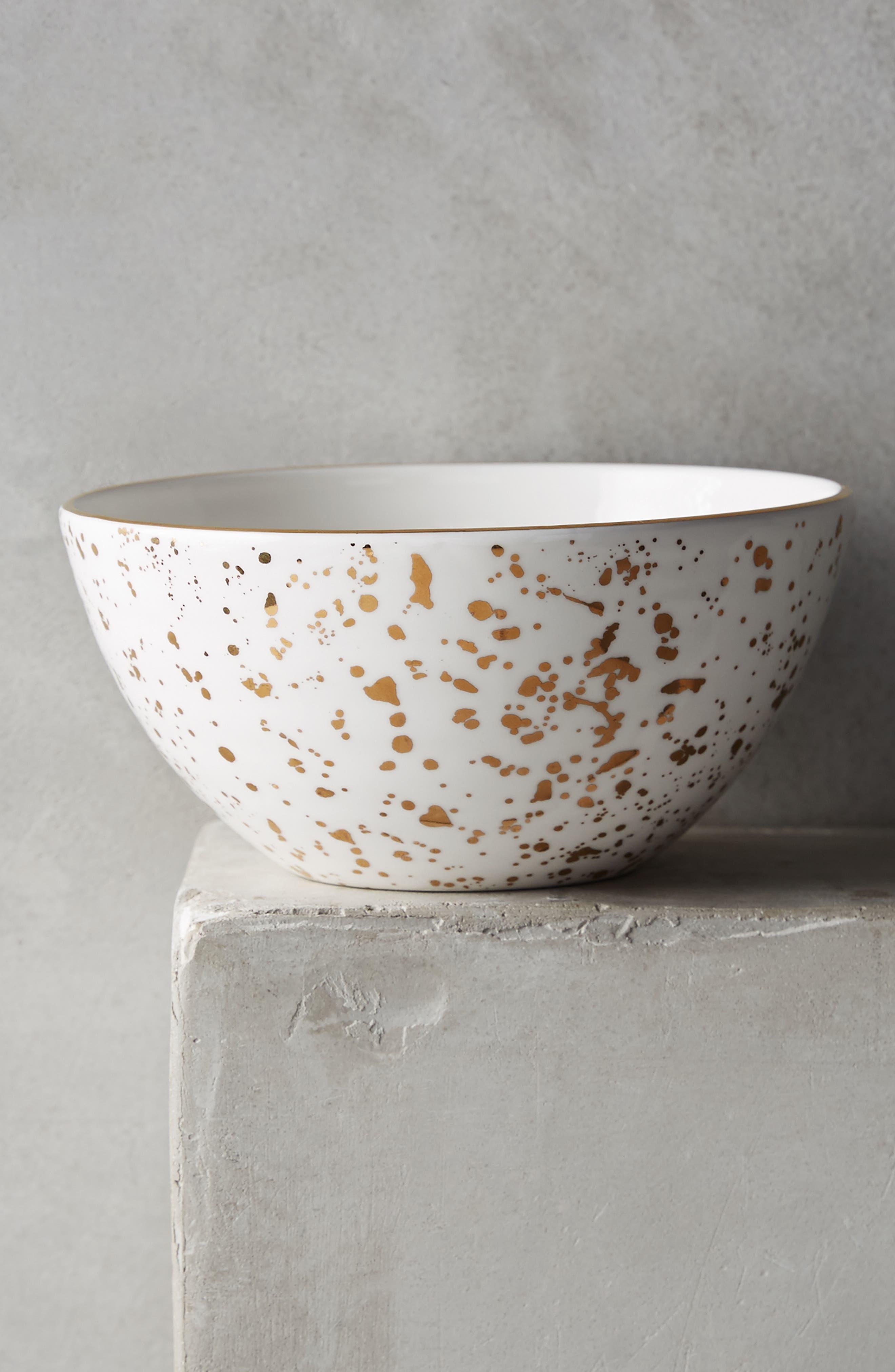 Alternate Image 1 Selected - Anthropologie Mimira Stoneware Bowl