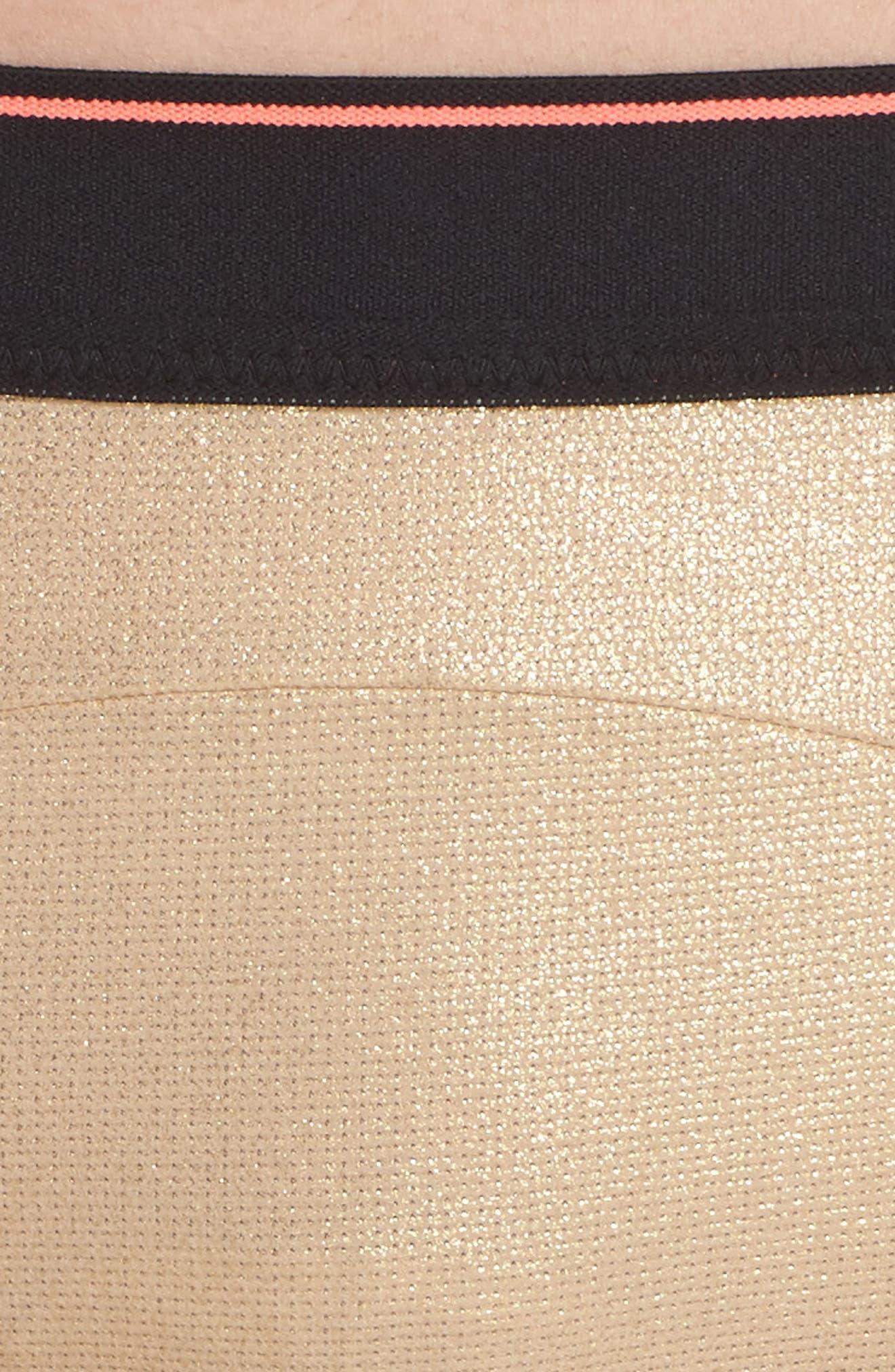 Briefs,                             Alternate thumbnail 5, color,                             Gold