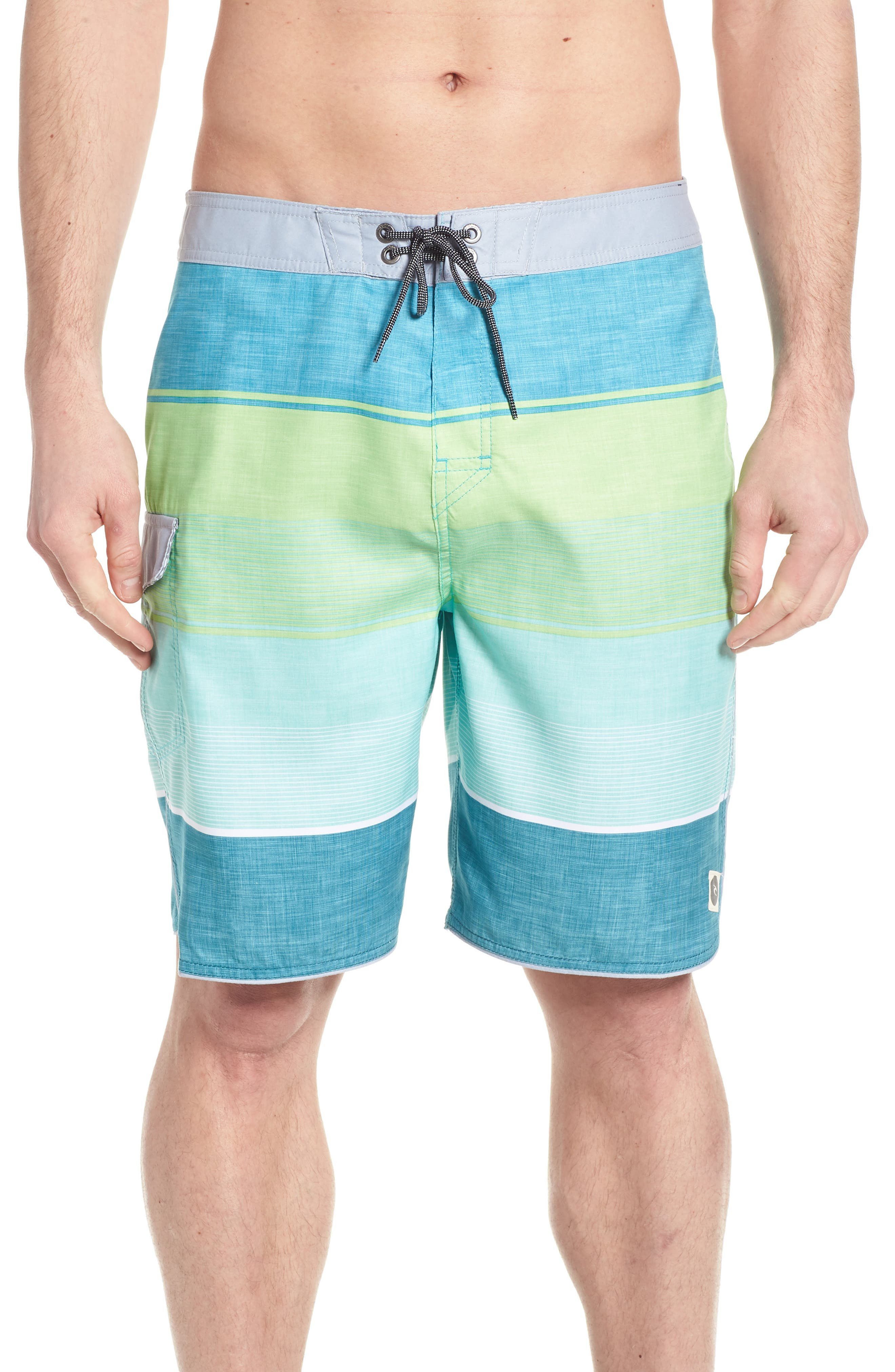 Alternate Image 1 Selected - Rip Curl Good Vibes Board Shorts