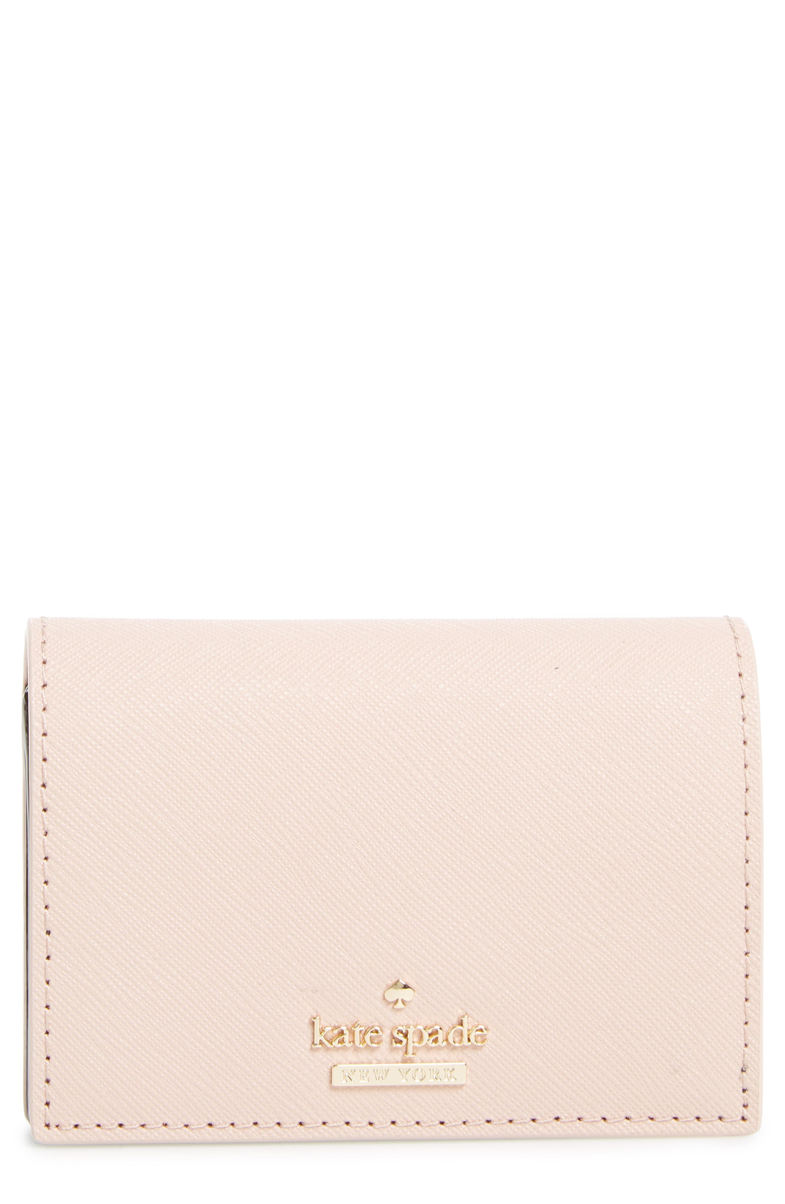kate spade new york cameron street - annabella accordioned card case