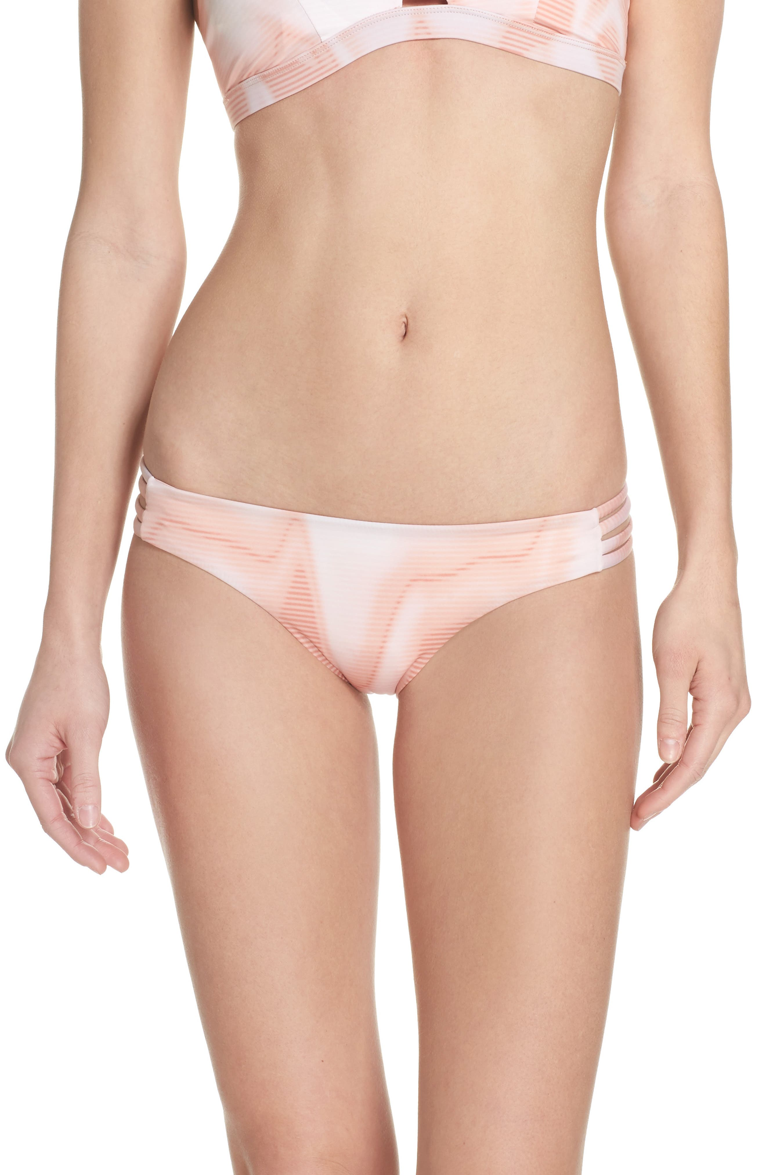 Hurley Quick Dry Max Waves Bikini Bottoms