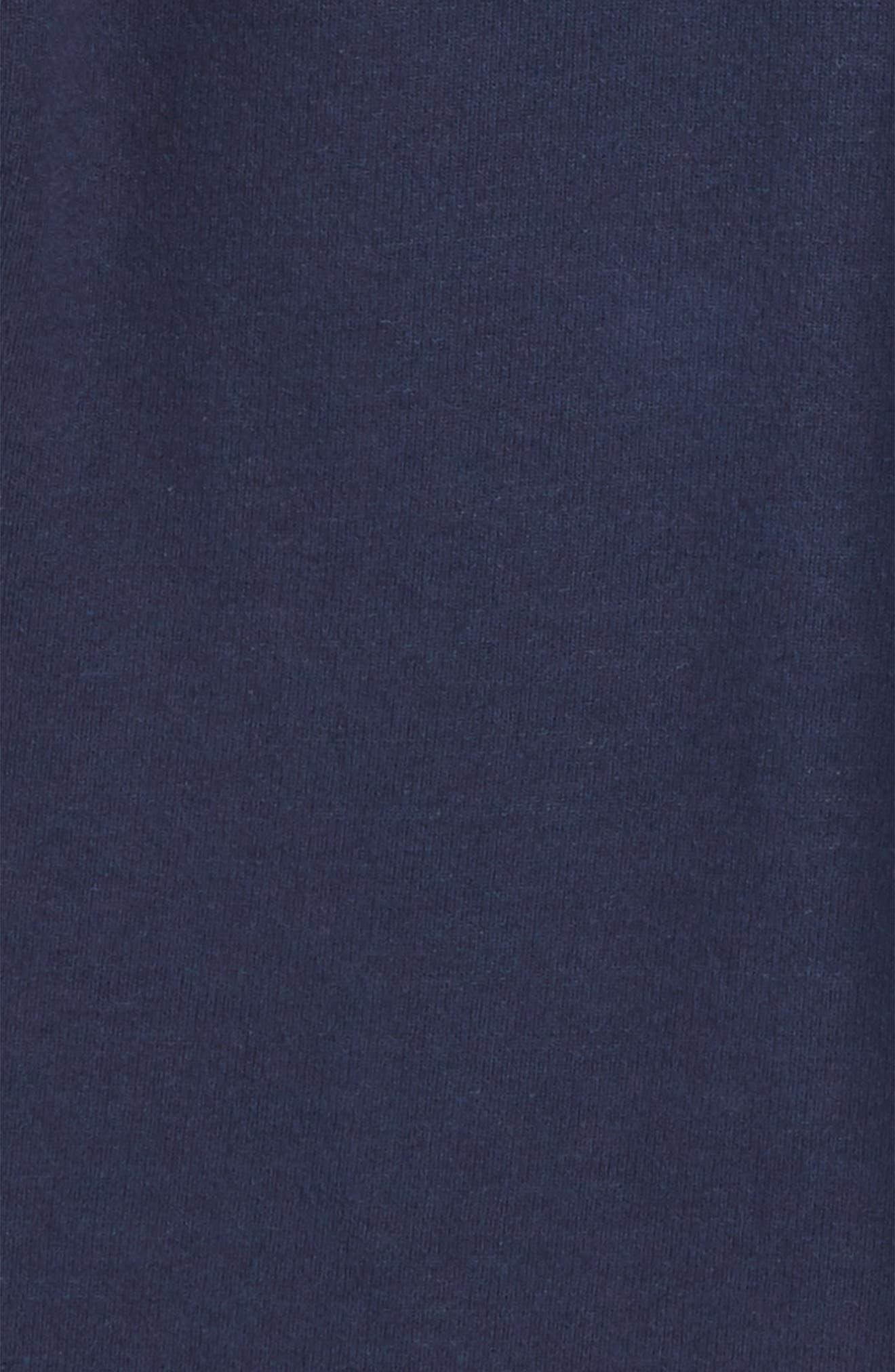 Paneled Shorts,                             Alternate thumbnail 2, color,                             Academy Blue