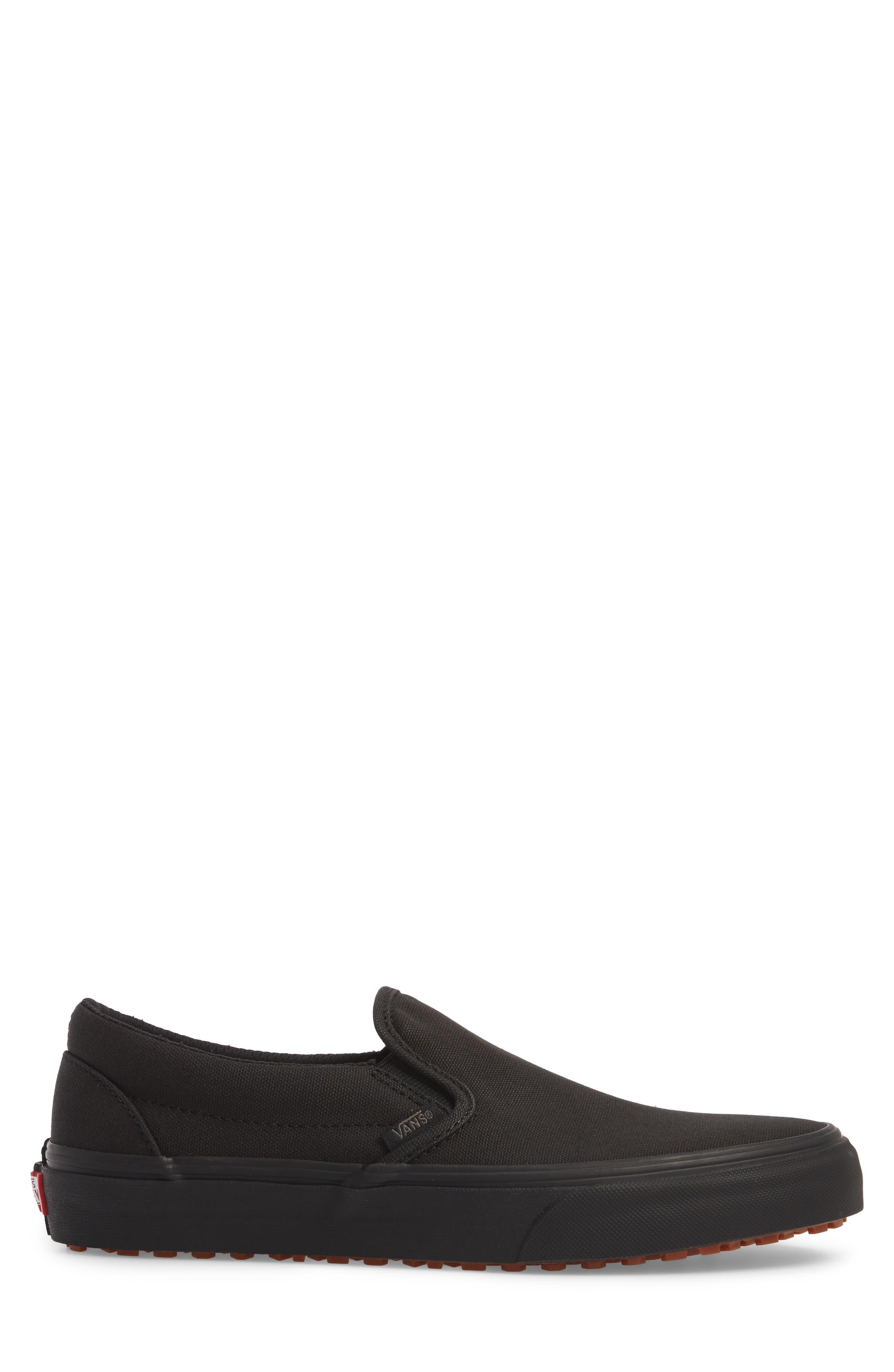 Made for the Makers UC Slip-On Sneaker,                             Alternate thumbnail 3, color,                             Black/ Black