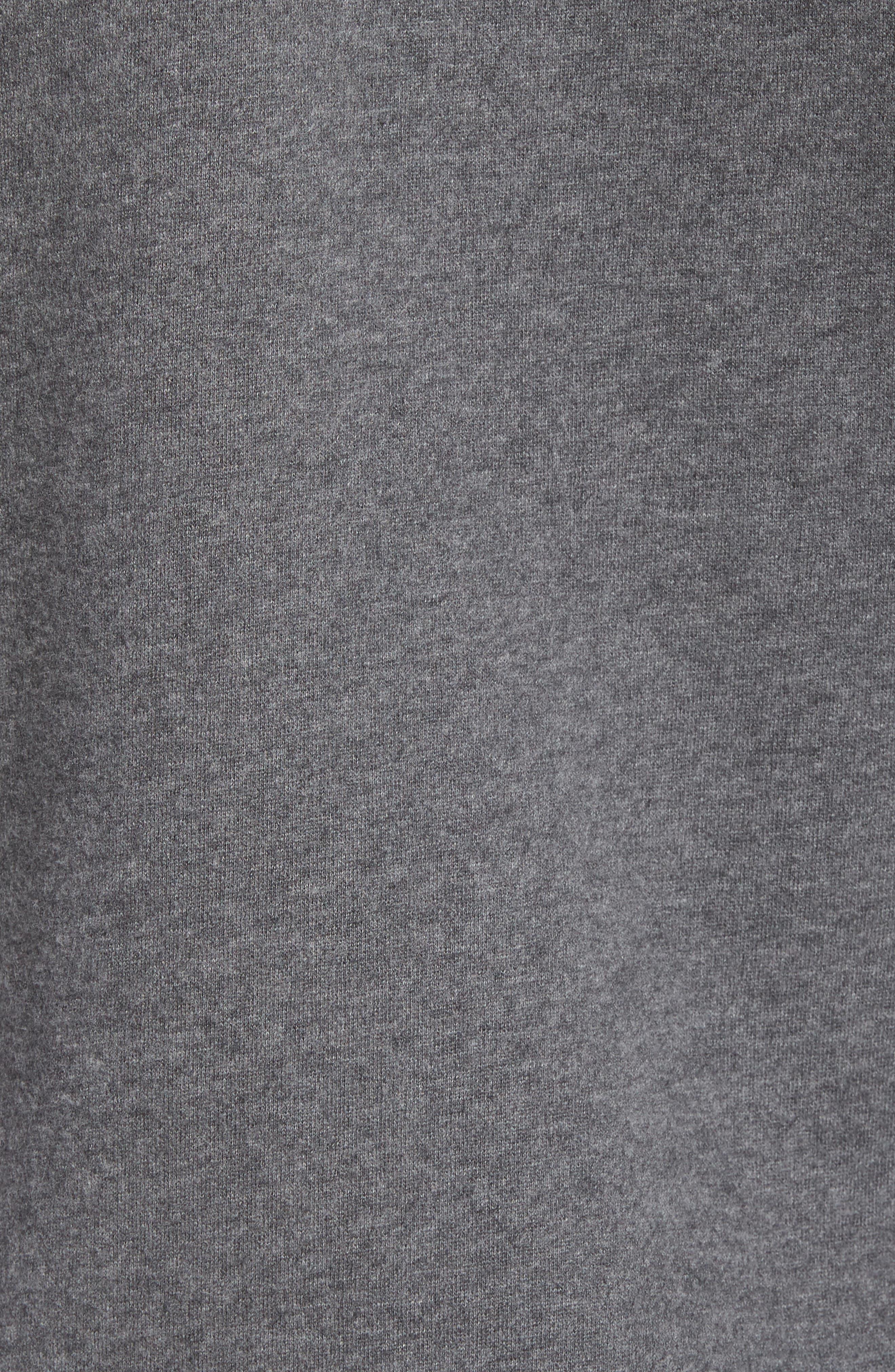 Milton Hoodie Sweatshirt,                             Alternate thumbnail 5, color,                             Heather
