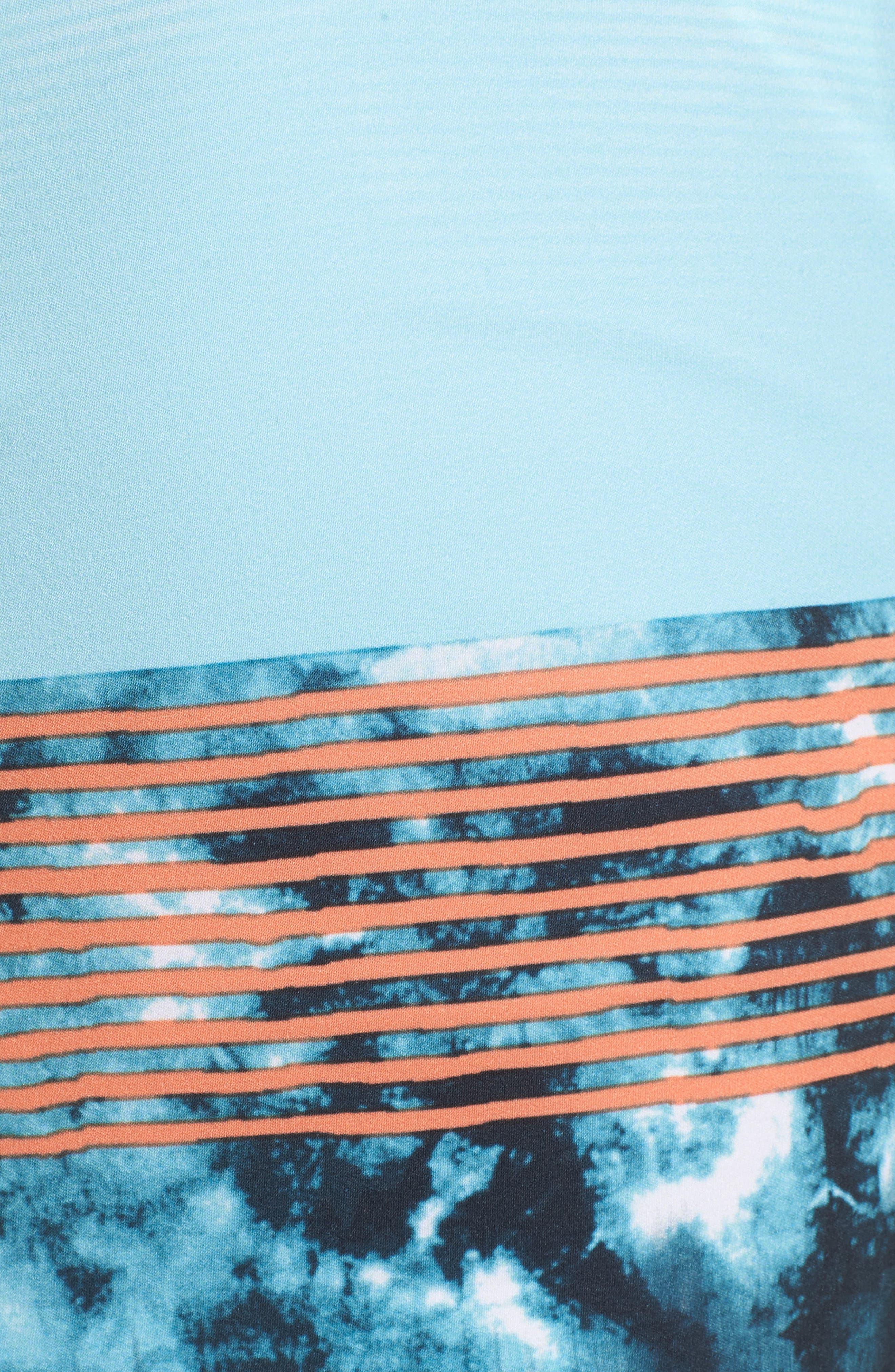 Hyperfreak Board Shorts,                             Alternate thumbnail 5, color,                             Pool