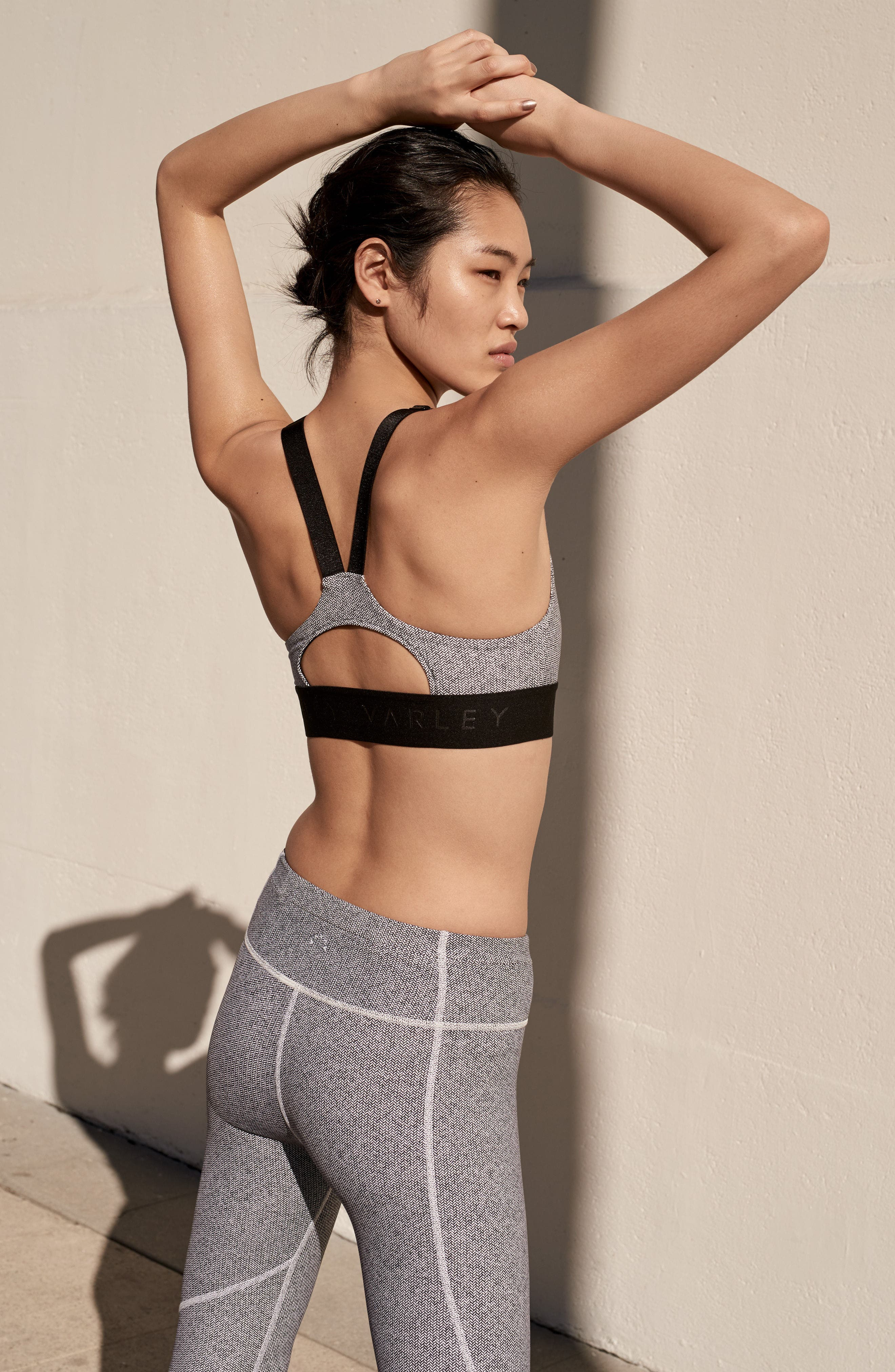 Gale Sports Bra,                             Alternate thumbnail 8, color,