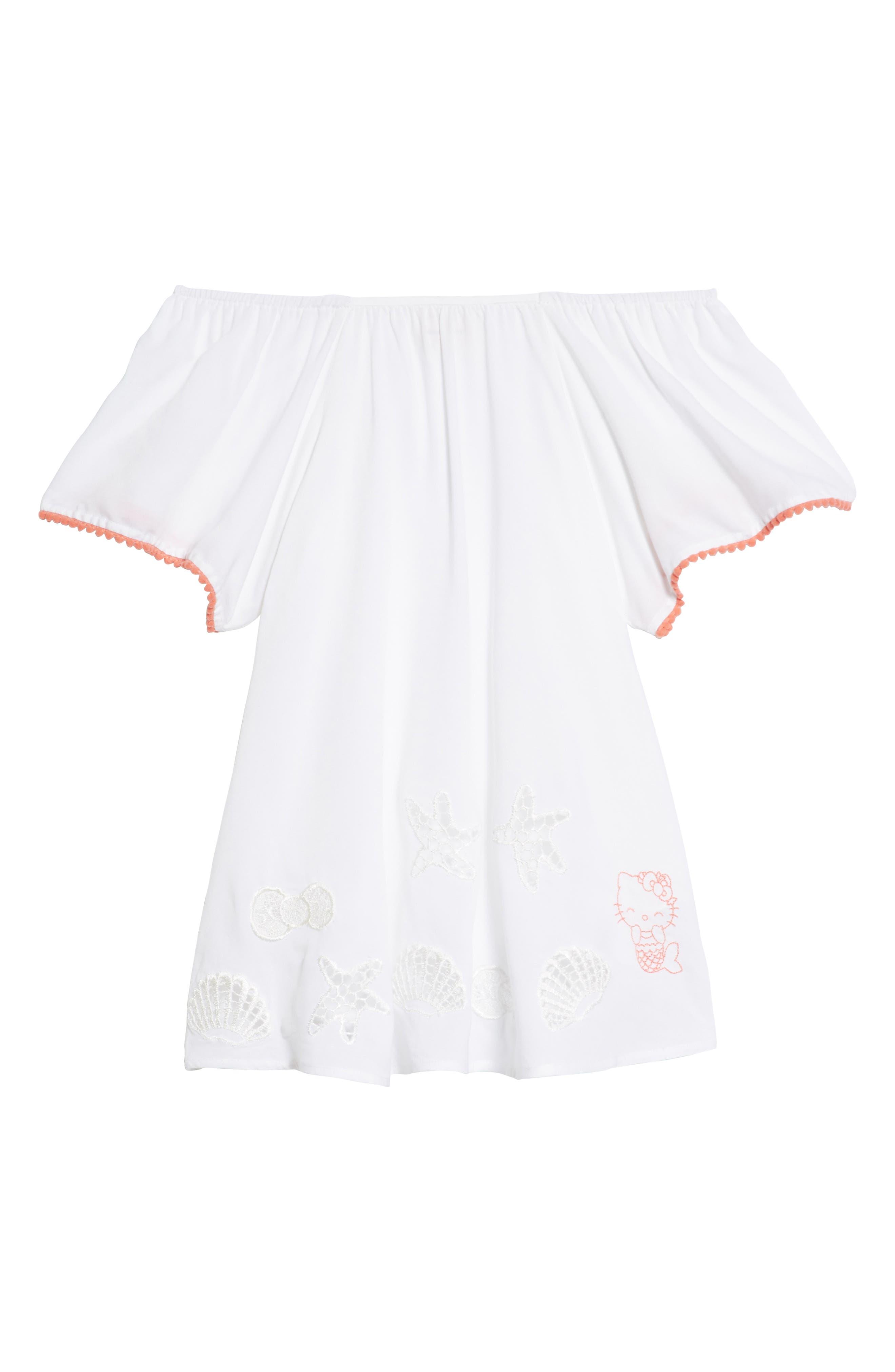 O'Neill Mia Cover-Up Dress (Toddler Girls & Little Girls)