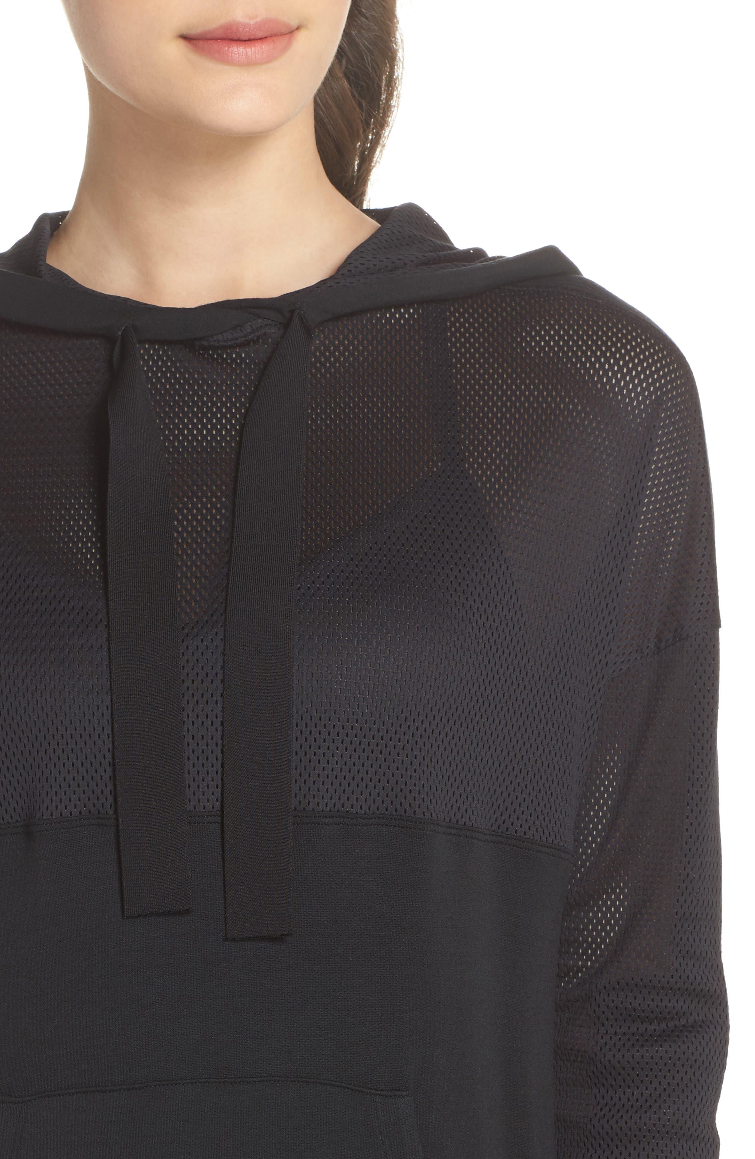Range Dress,                             Alternate thumbnail 4, color,                             Black