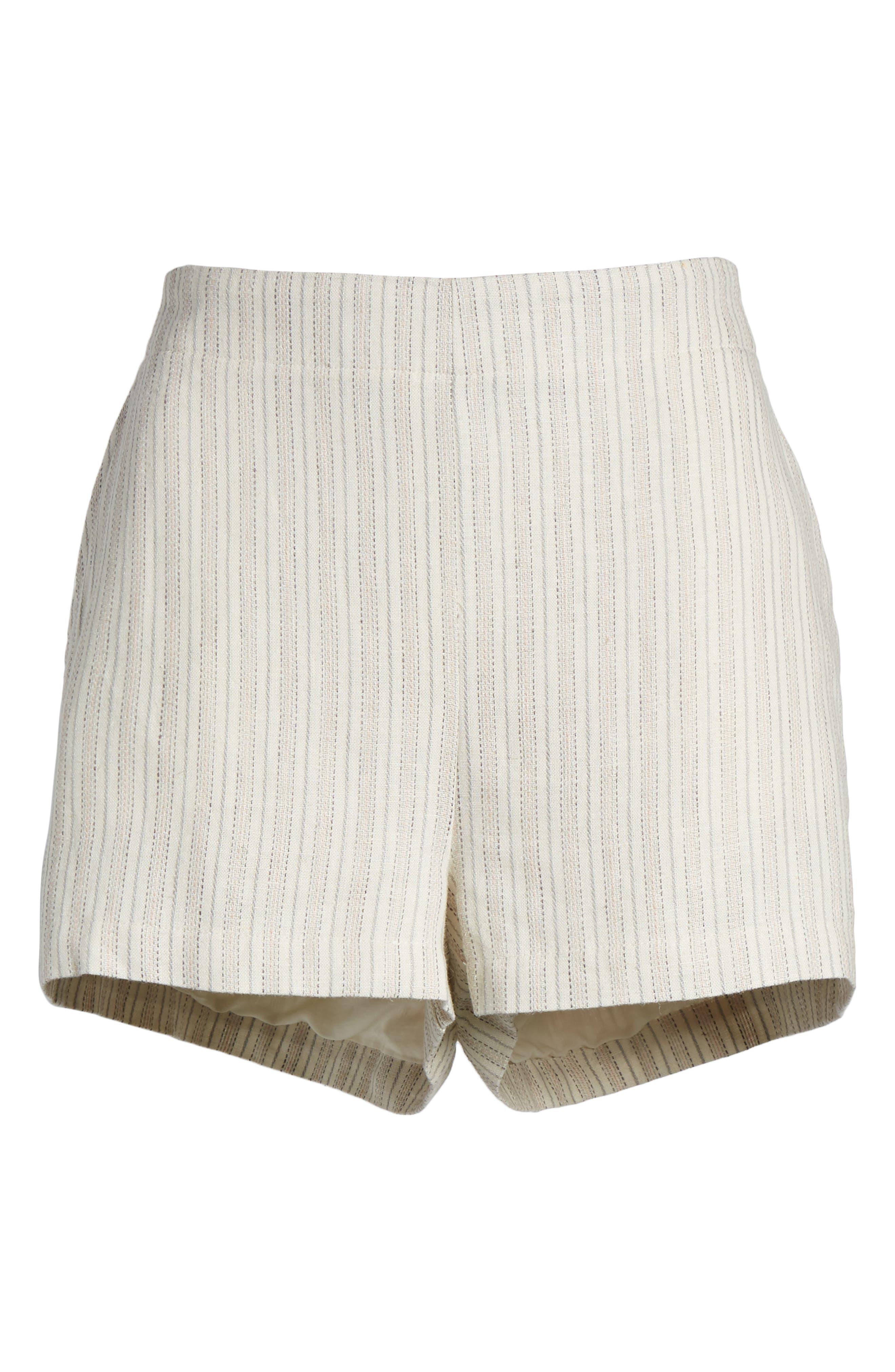 Alta Shorts,                             Alternate thumbnail 7, color,                             Ivory