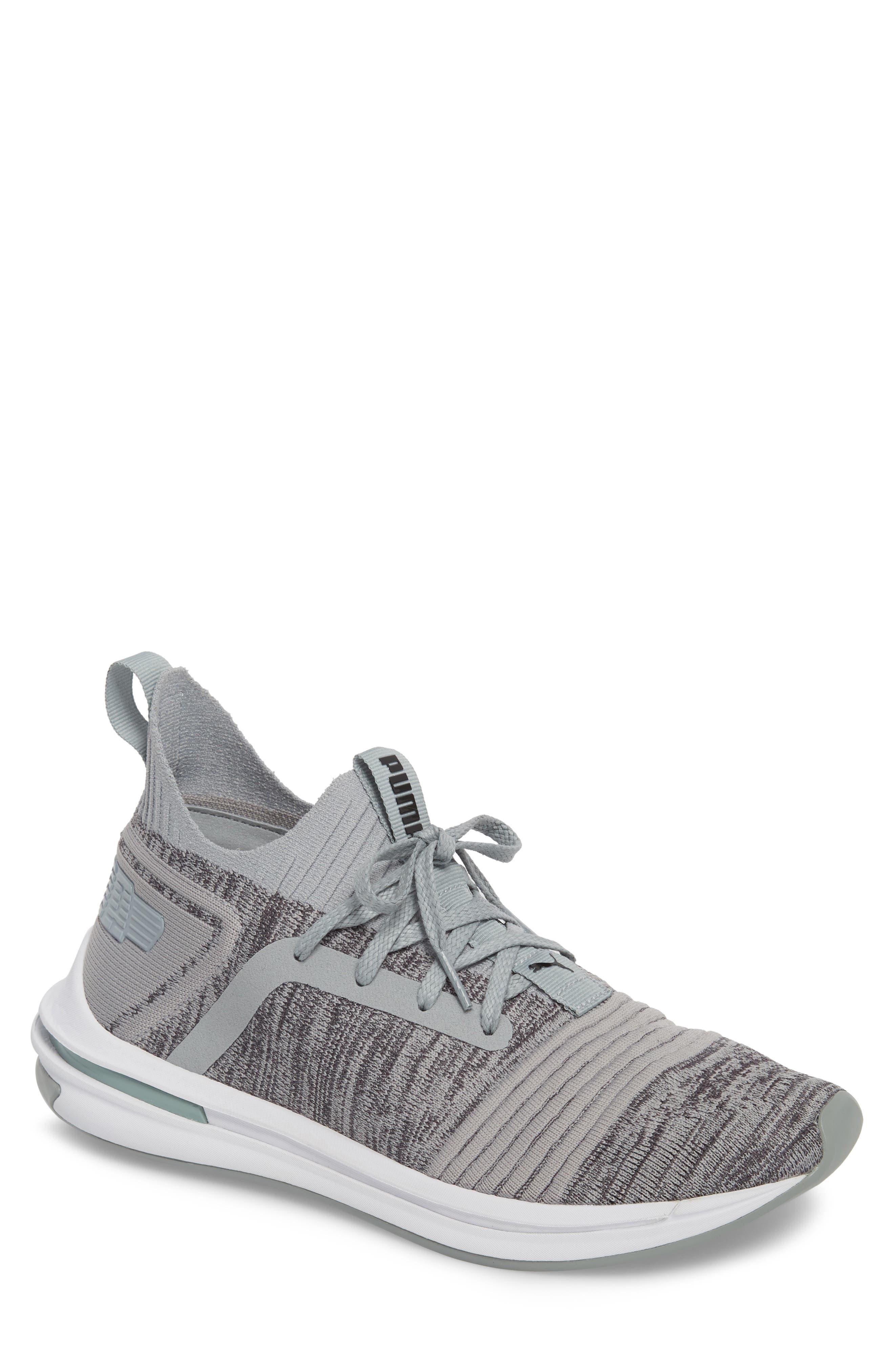 IGNITE Limitless SR evoKNIT Sneaker,                             Main thumbnail 1, color,                             Quarry