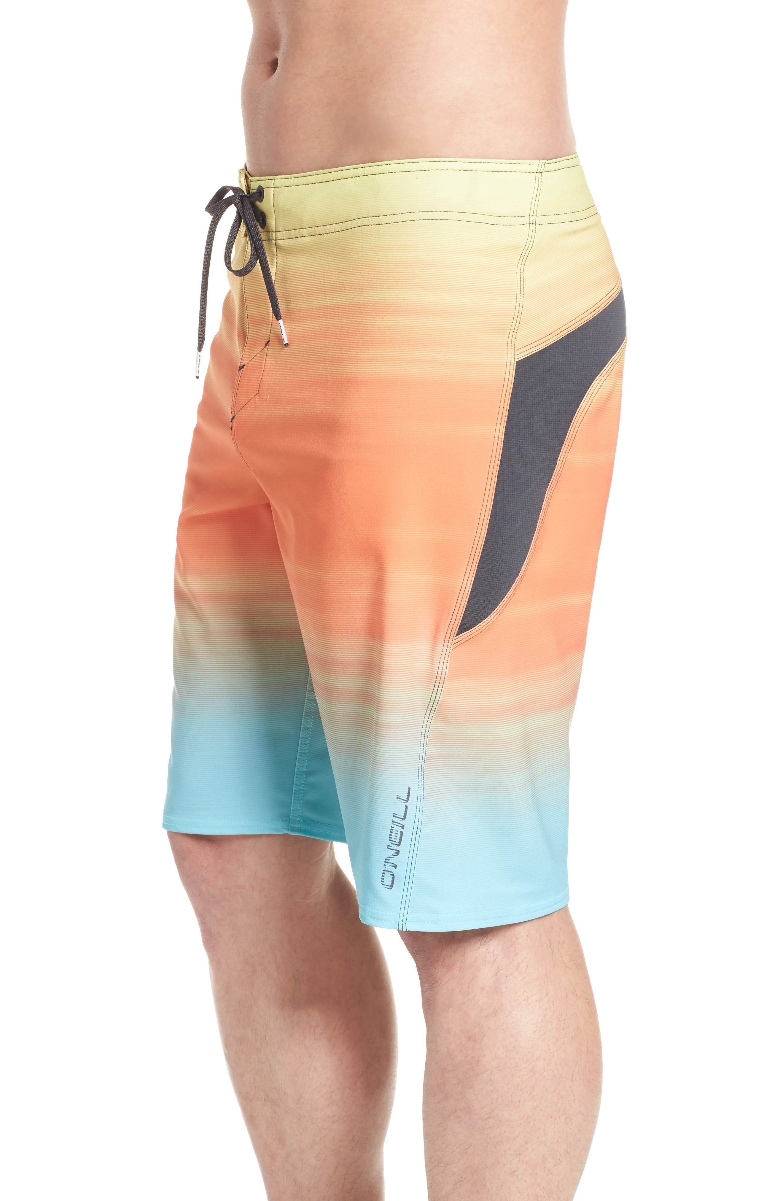 Superfreak Mysto Board Shorts,                             Alternate thumbnail 4, color,                             Multi