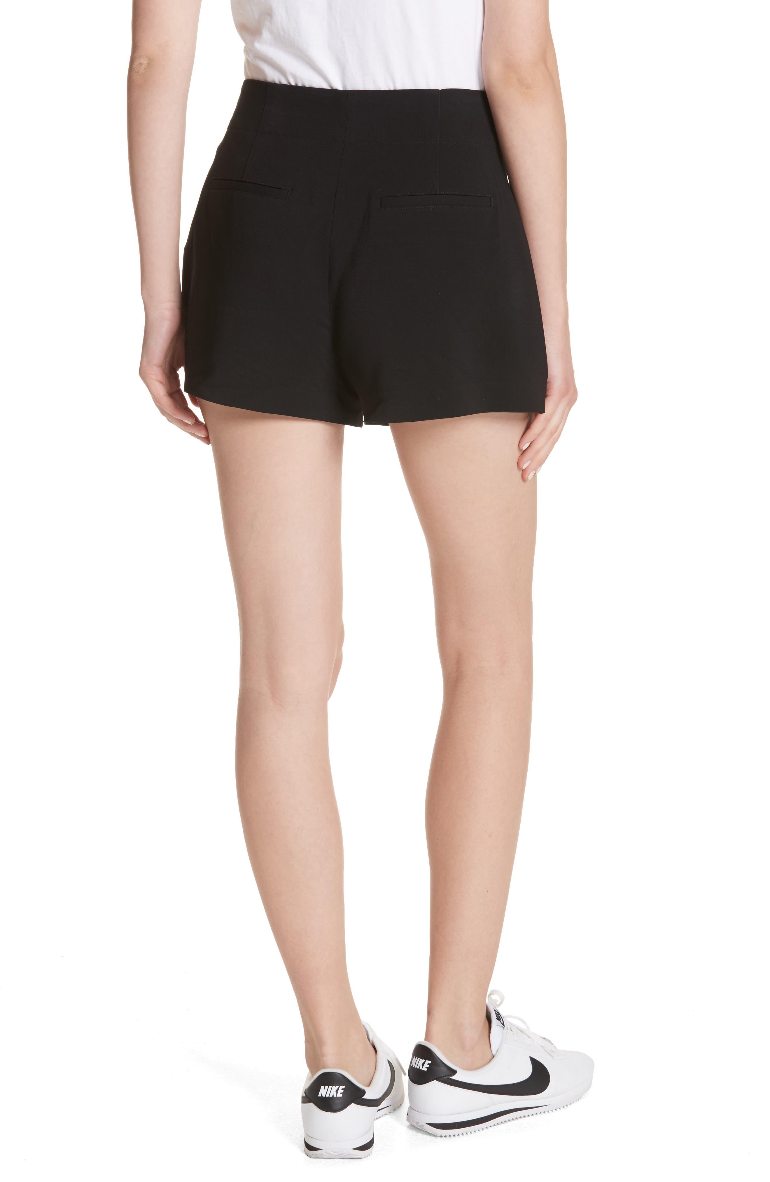 Issac Shorts,                             Alternate thumbnail 2, color,                             Black
