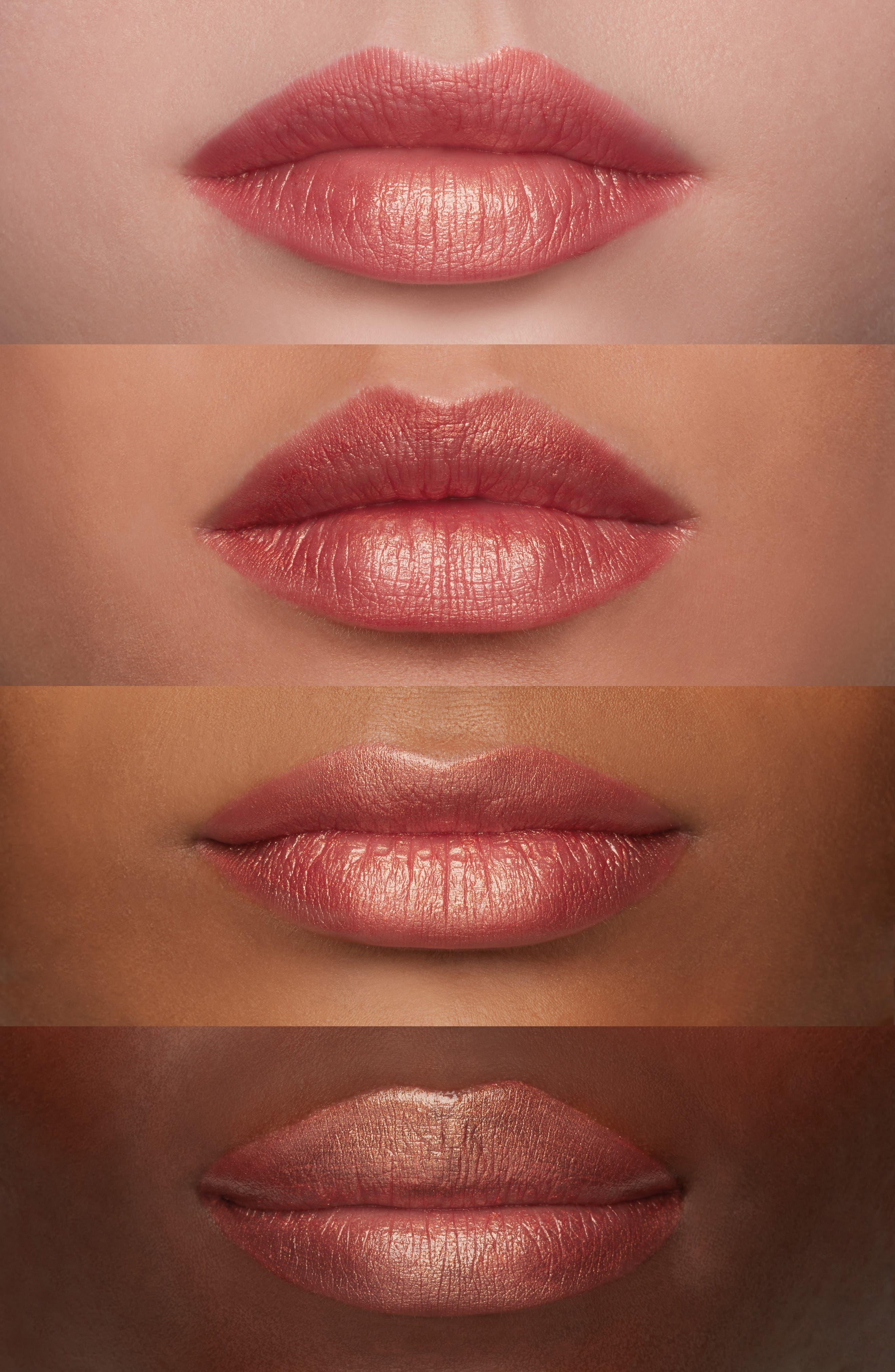 MAC Throwbacks Lipstick,                             Alternate thumbnail 2, color,                             Skew (F)