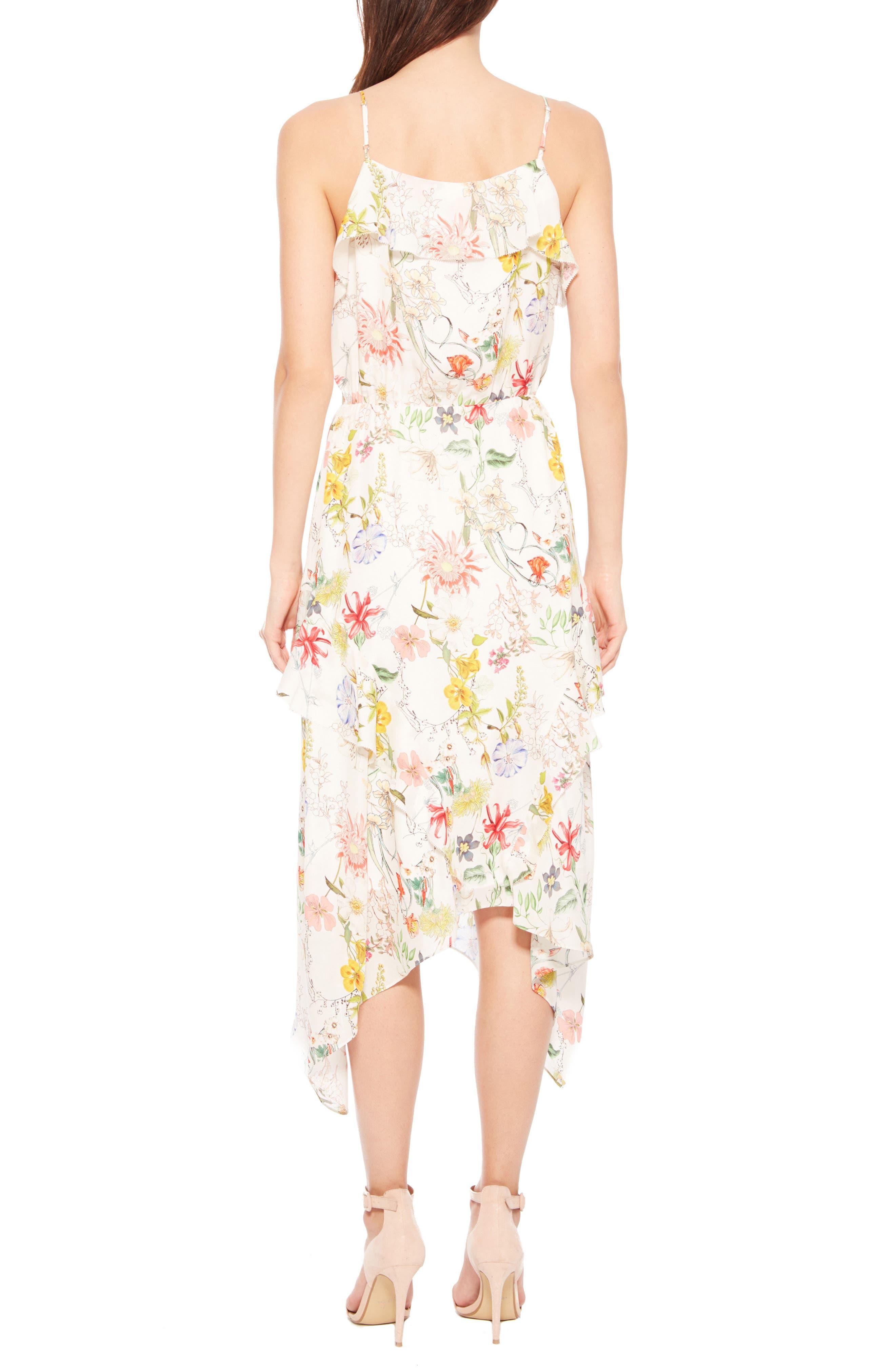 Vanna Dress,                             Alternate thumbnail 2, color,                             Sangria