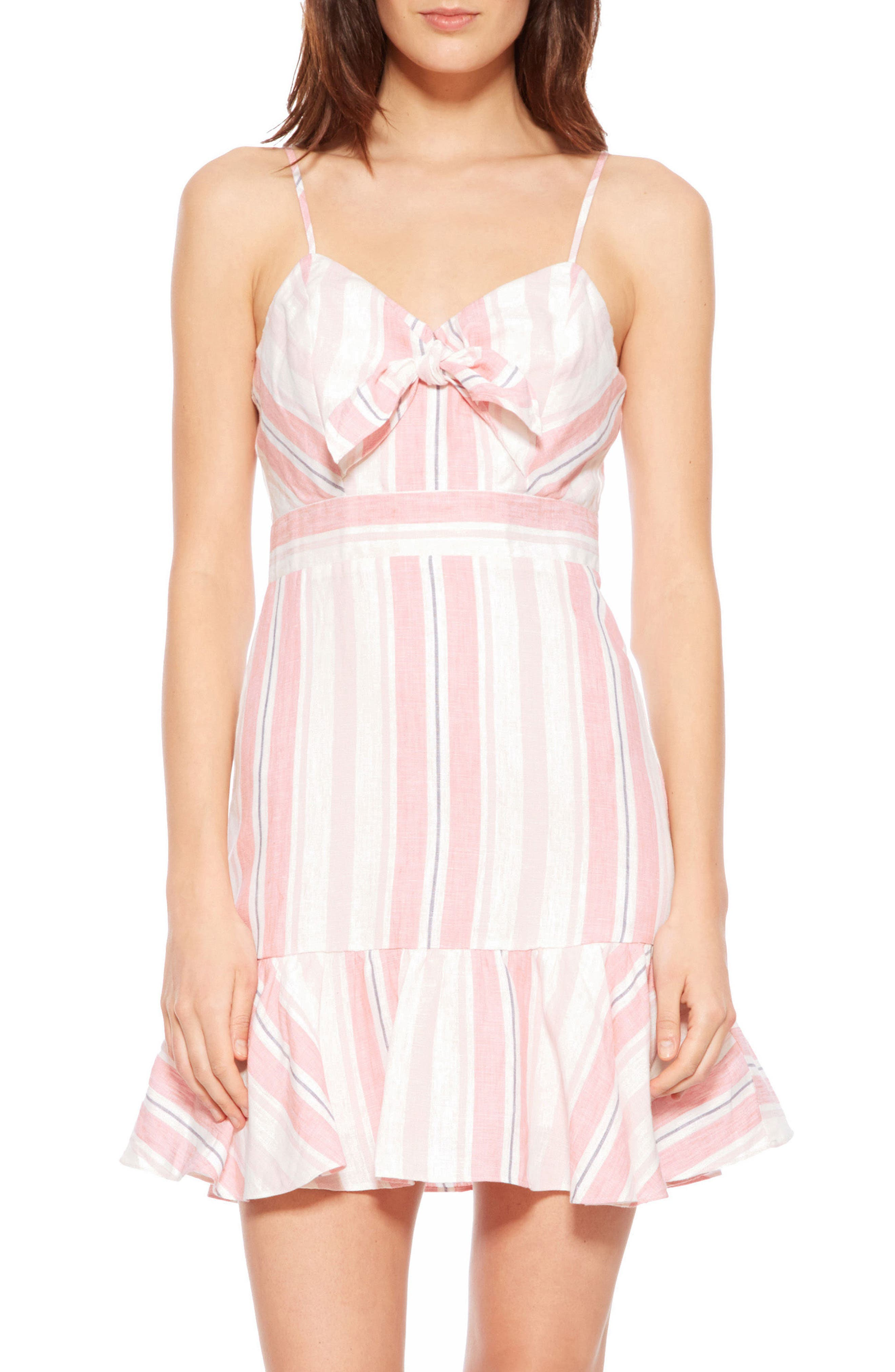 Dany Dress,                             Main thumbnail 1, color,                             Multi