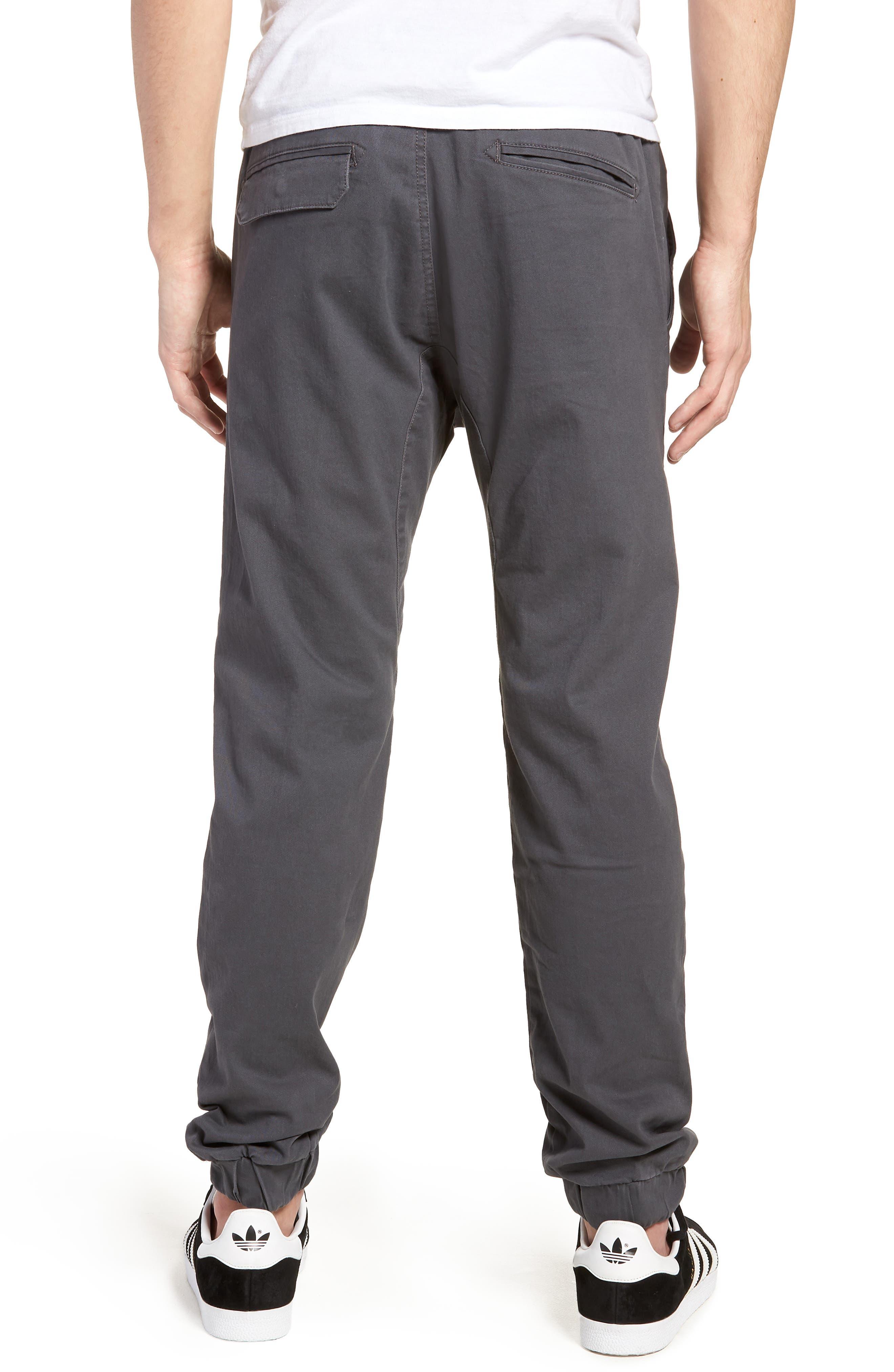 Jogger Pants,                             Alternate thumbnail 2, color,                             Grey Onyx