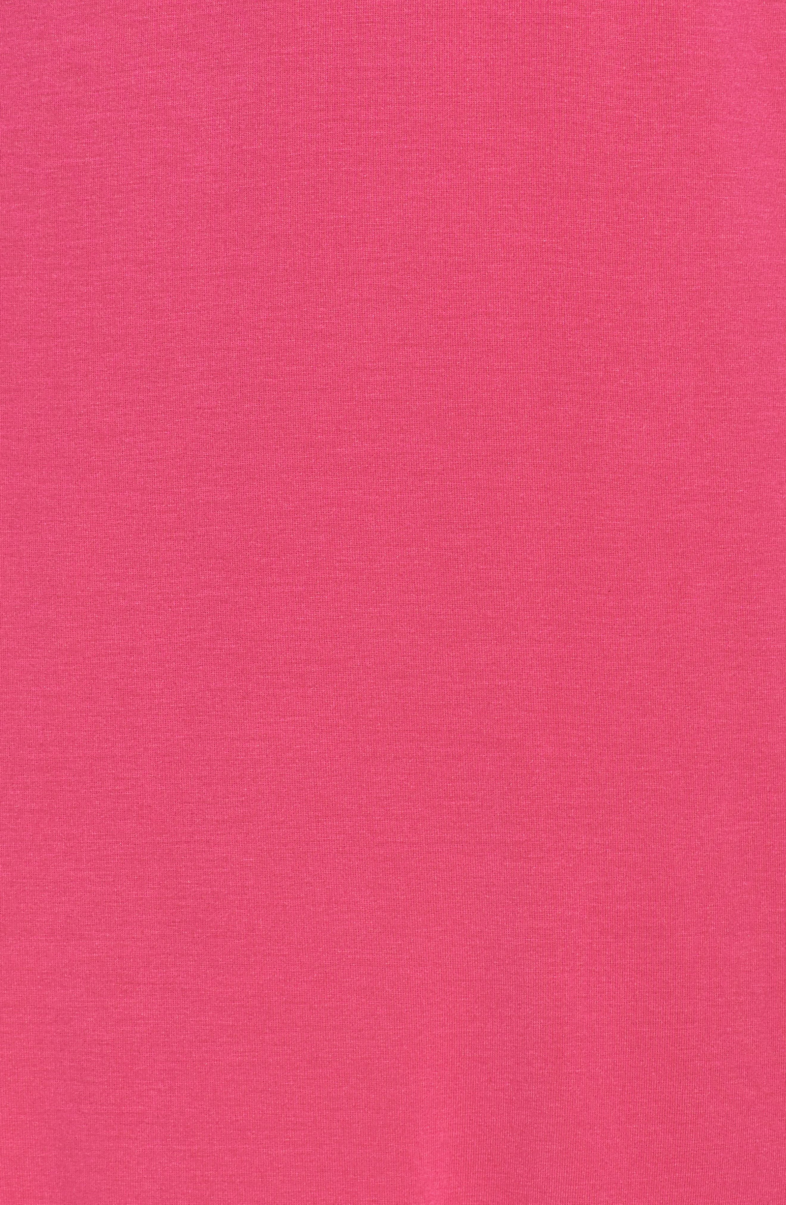 Chemise,                             Alternate thumbnail 6, color,                             Pink Peacock