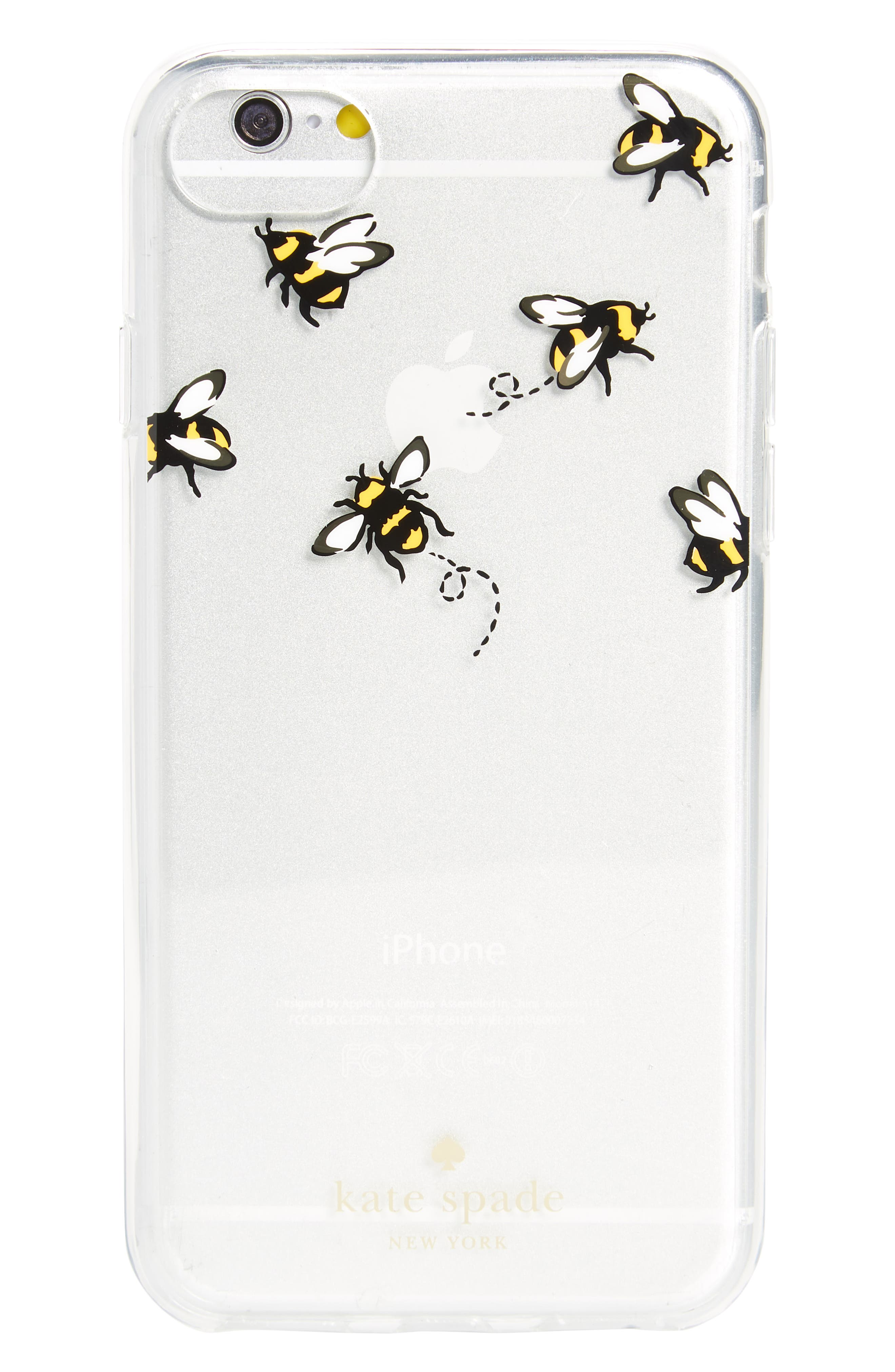 stick to it iPhone 7/8 & iPhone 7/8 Plus case & sticker pocket set,                             Alternate thumbnail 3, color,                             Multi