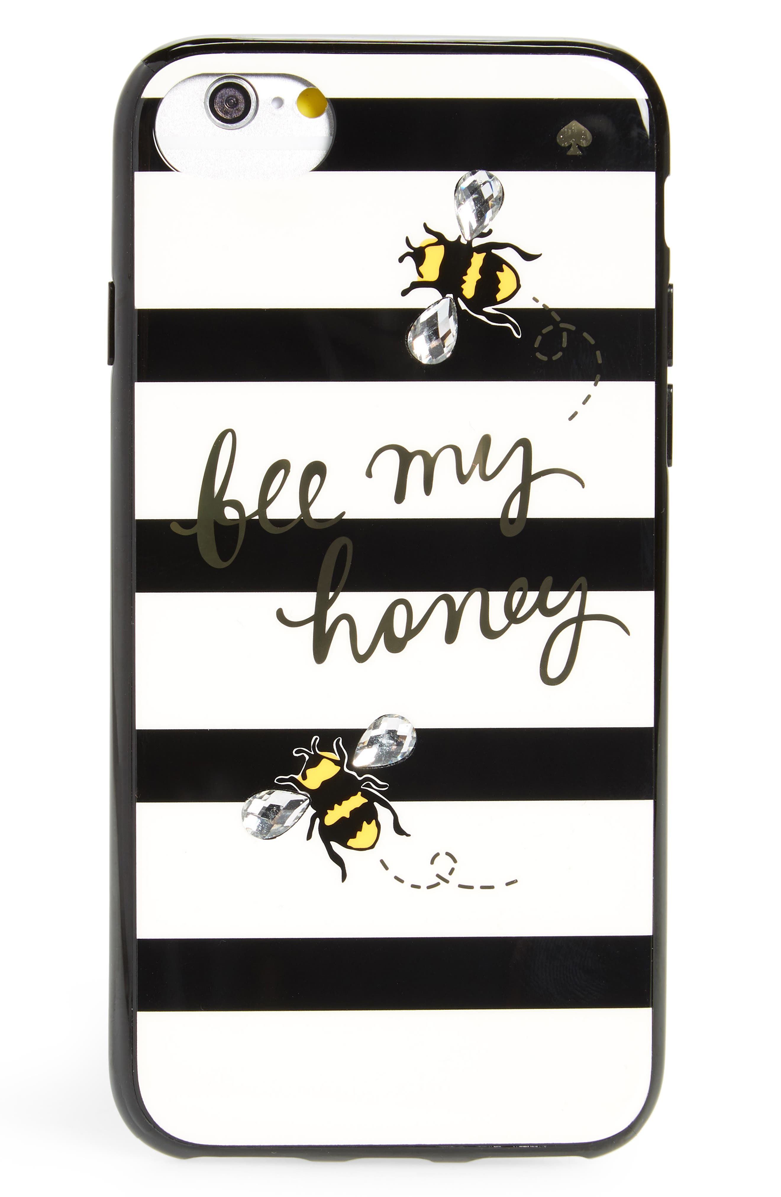 kate spade new york bee my honey iPhone 7/8 & 7/8 Plus case