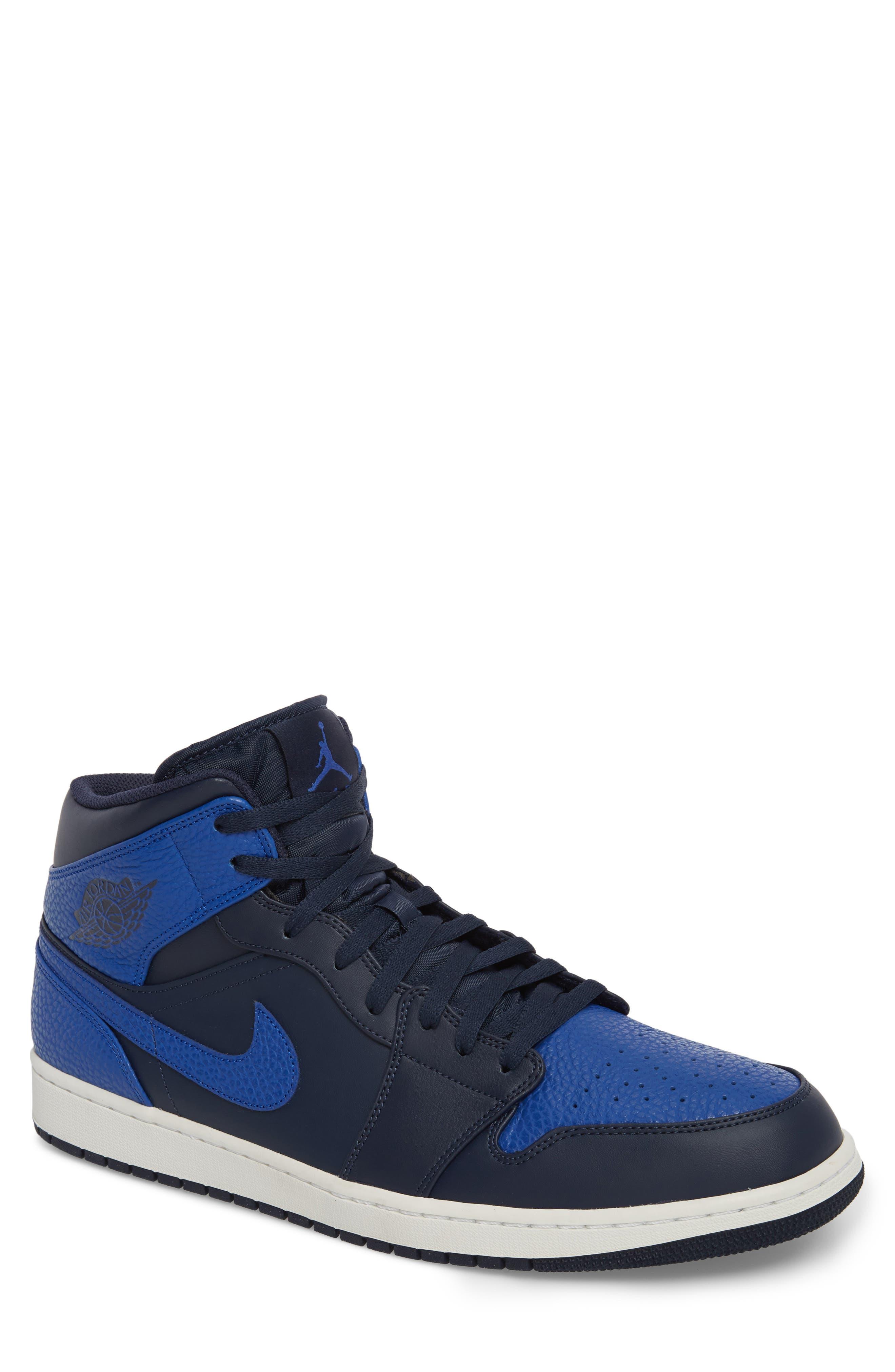 Nike \u0027Air Jordan 1 Mid\u0027 Sneaker (Men)