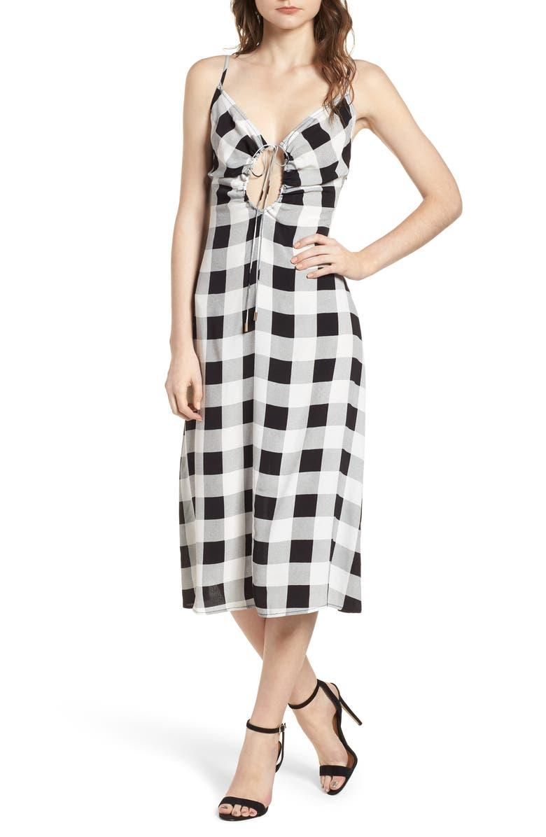 Cora Midi Dress