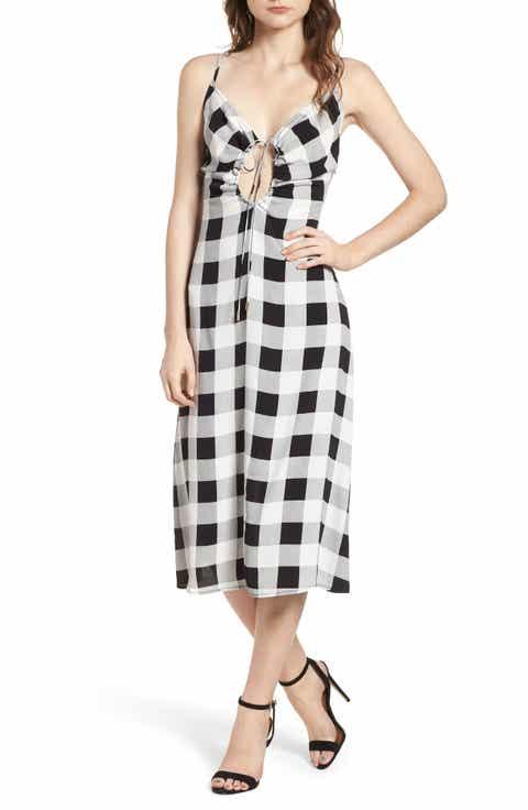 AFRM Cora Midi Dress