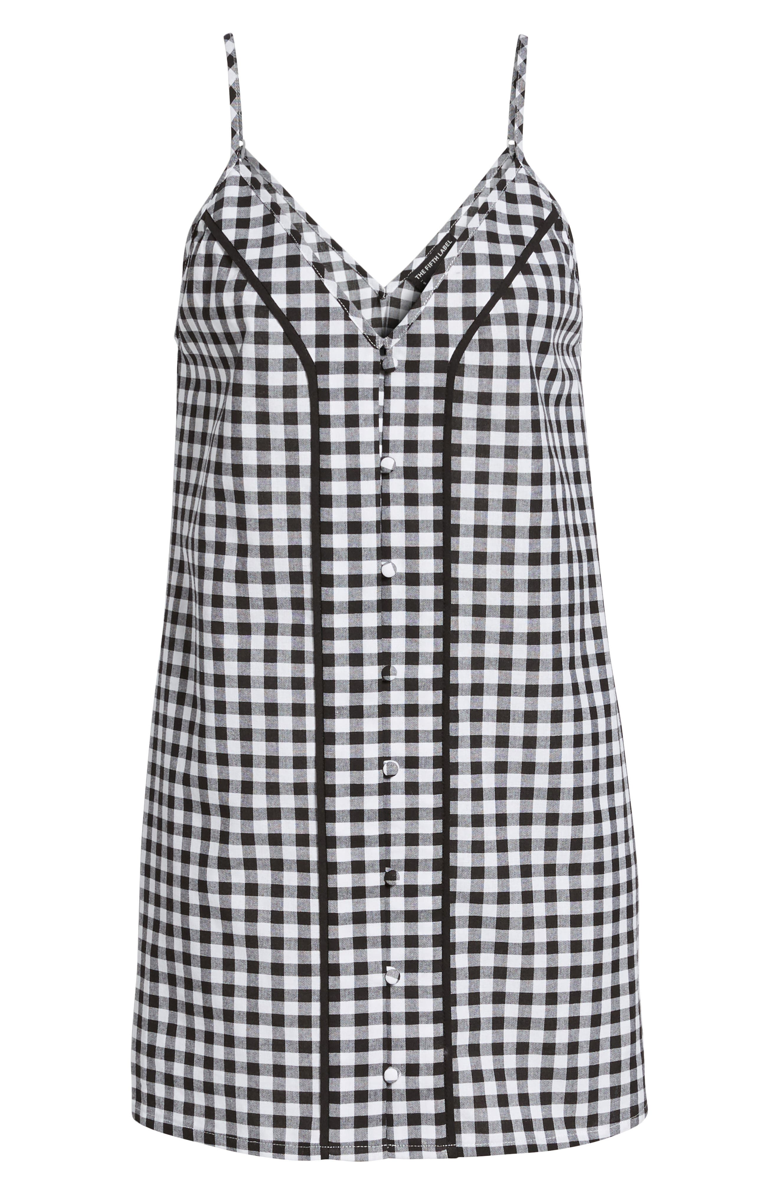 Alternate Image 6  - The Fifth Label Idyllic Gingham Dress