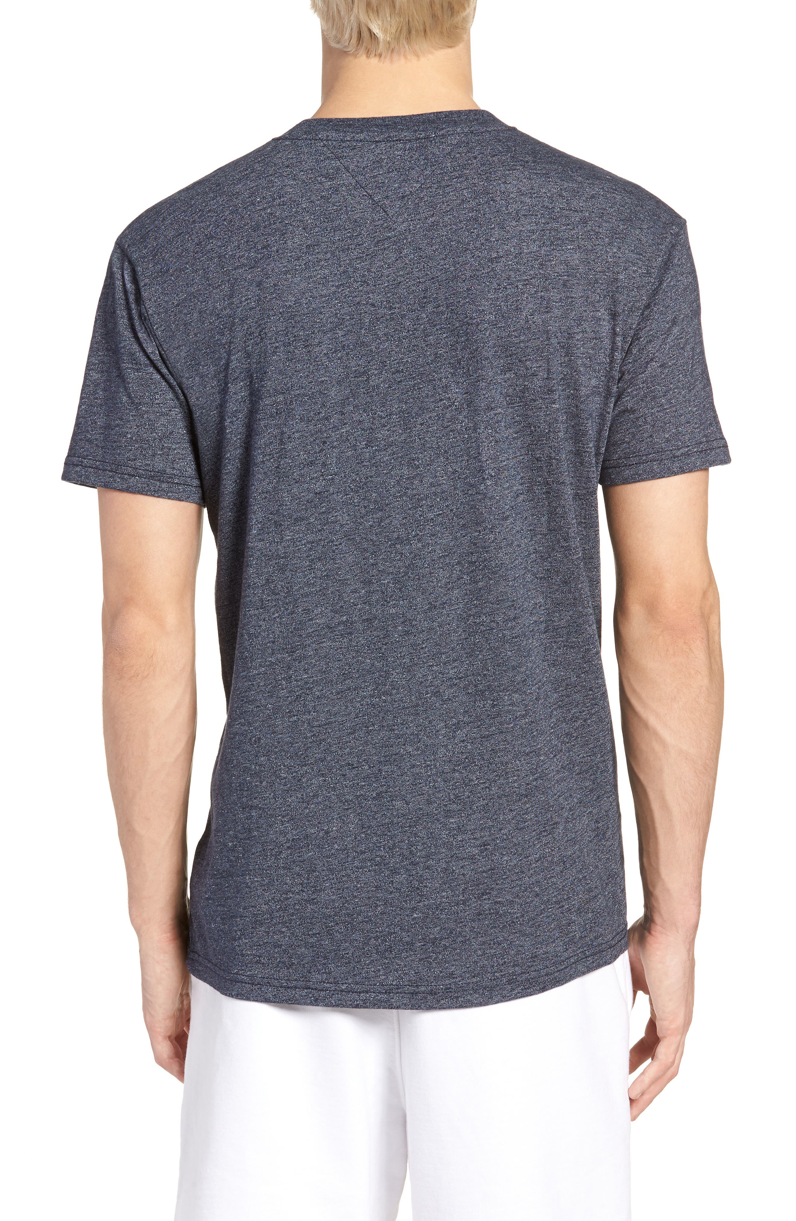 Alternate Image 2  - TOMMY JEANS Stripe Graphic T-Shirt