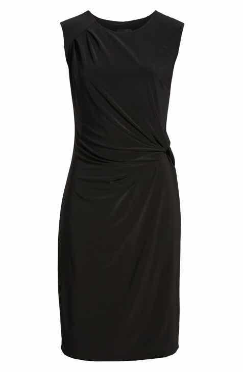 63b3a1f0fe6c NIC+ZOE Twist Side Matte Jersey Dress
