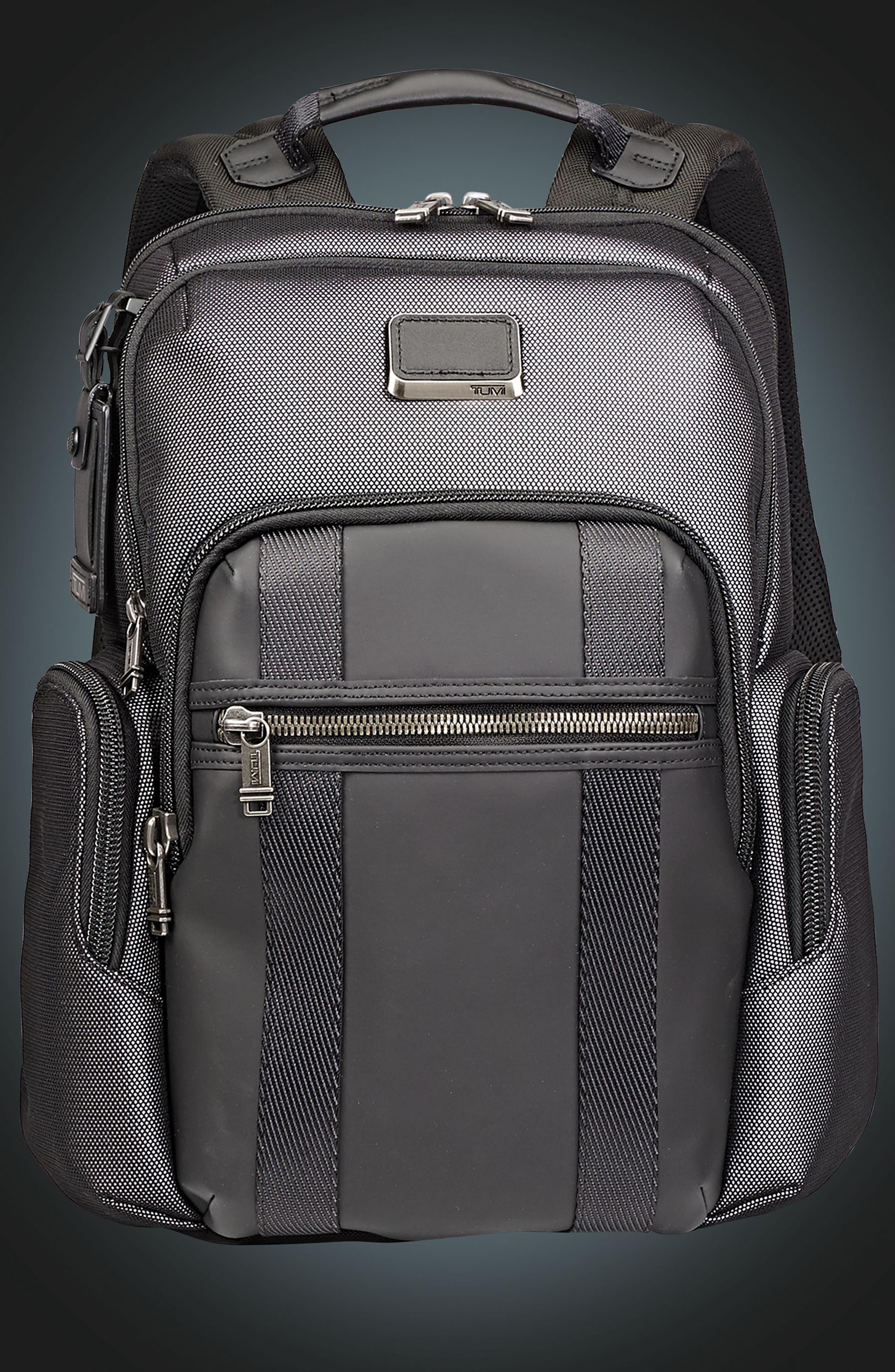 Alpha Bravo - Nellis Backpack,                             Alternate thumbnail 7, color,                             Reflective Silver