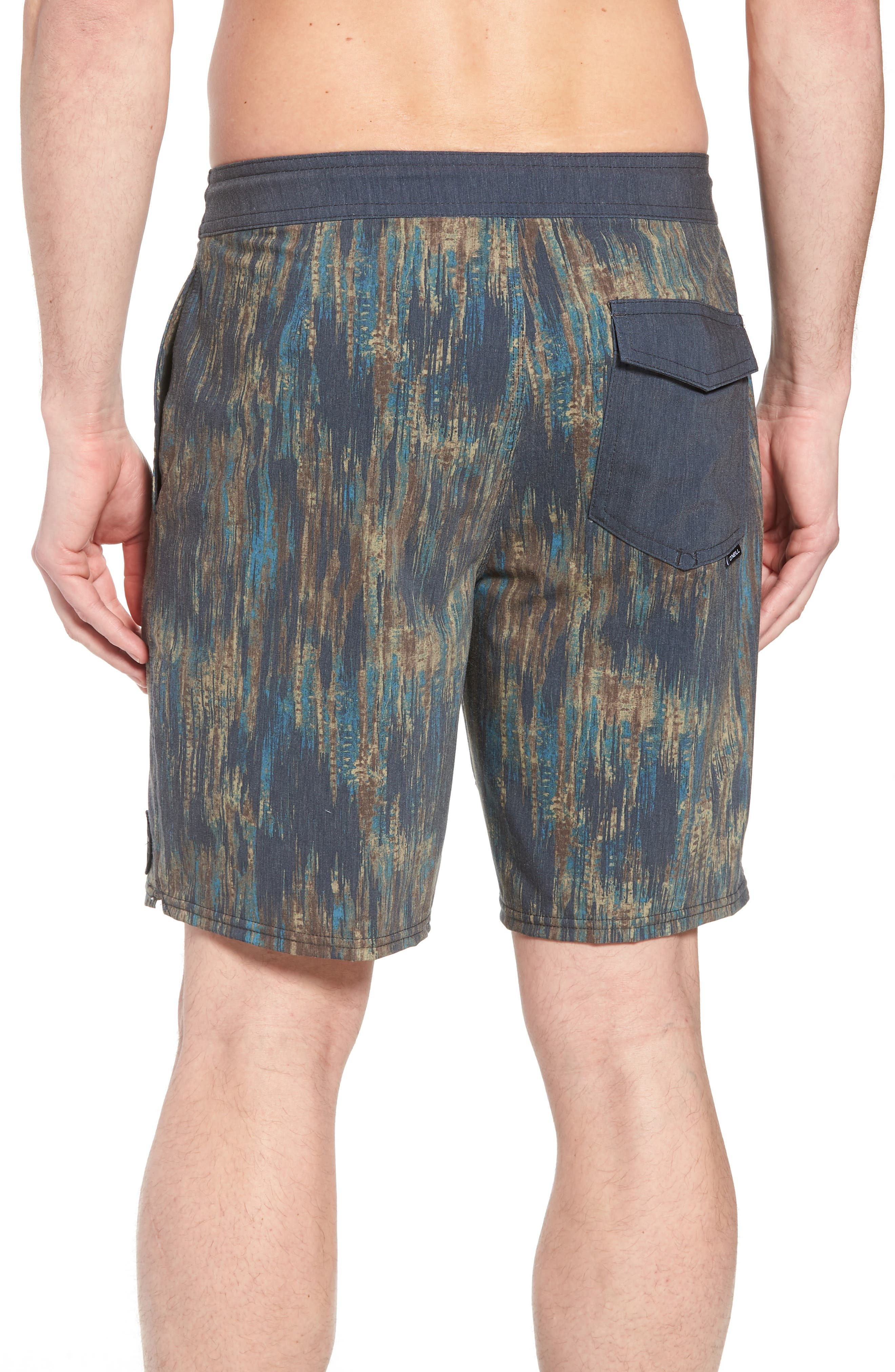 Richter Cruzer Board Shorts,                             Alternate thumbnail 2, color,                             Dark Navy