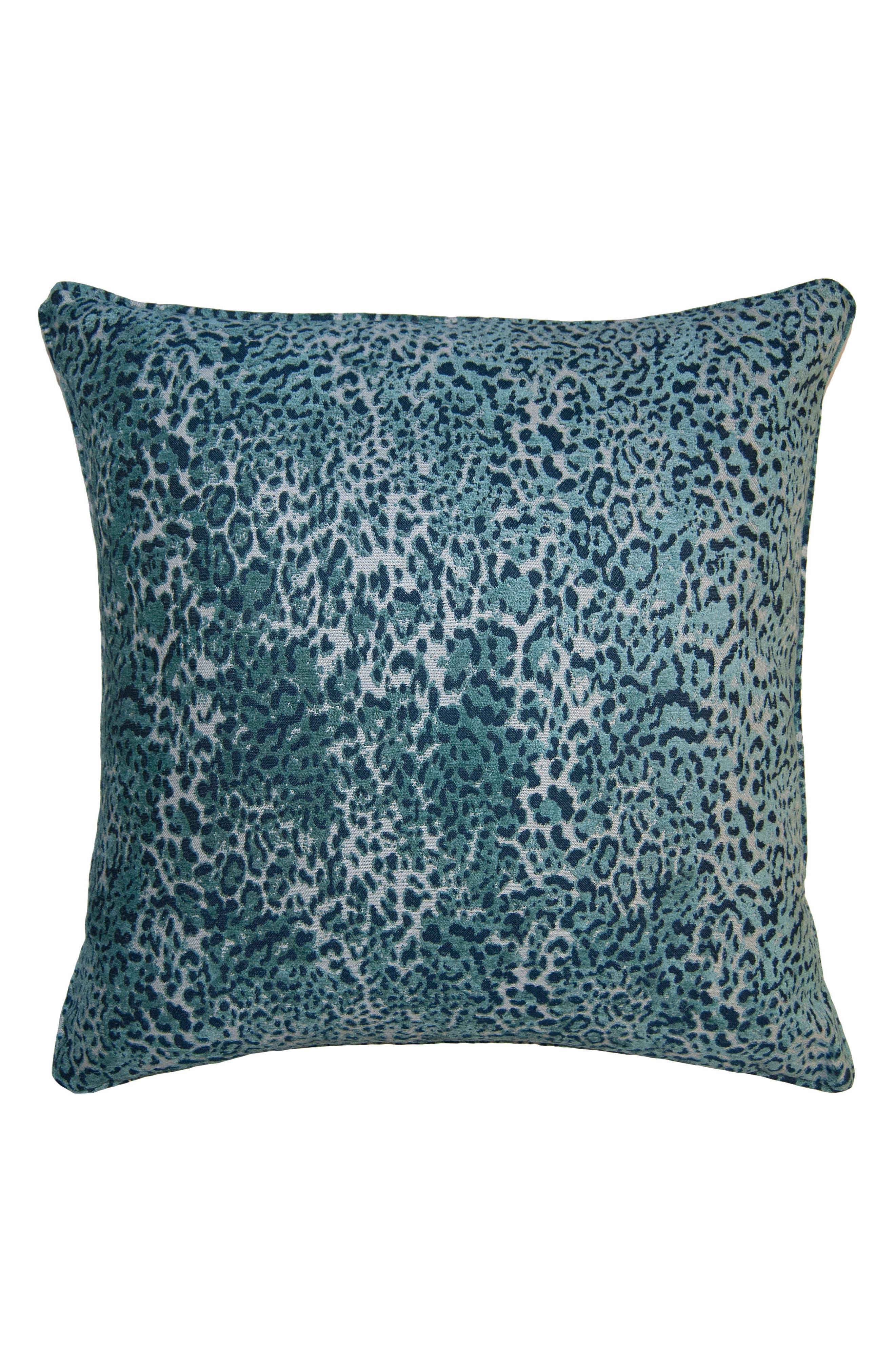 Sky Safari Accent Pillow,                             Main thumbnail 1, color,                             Blue