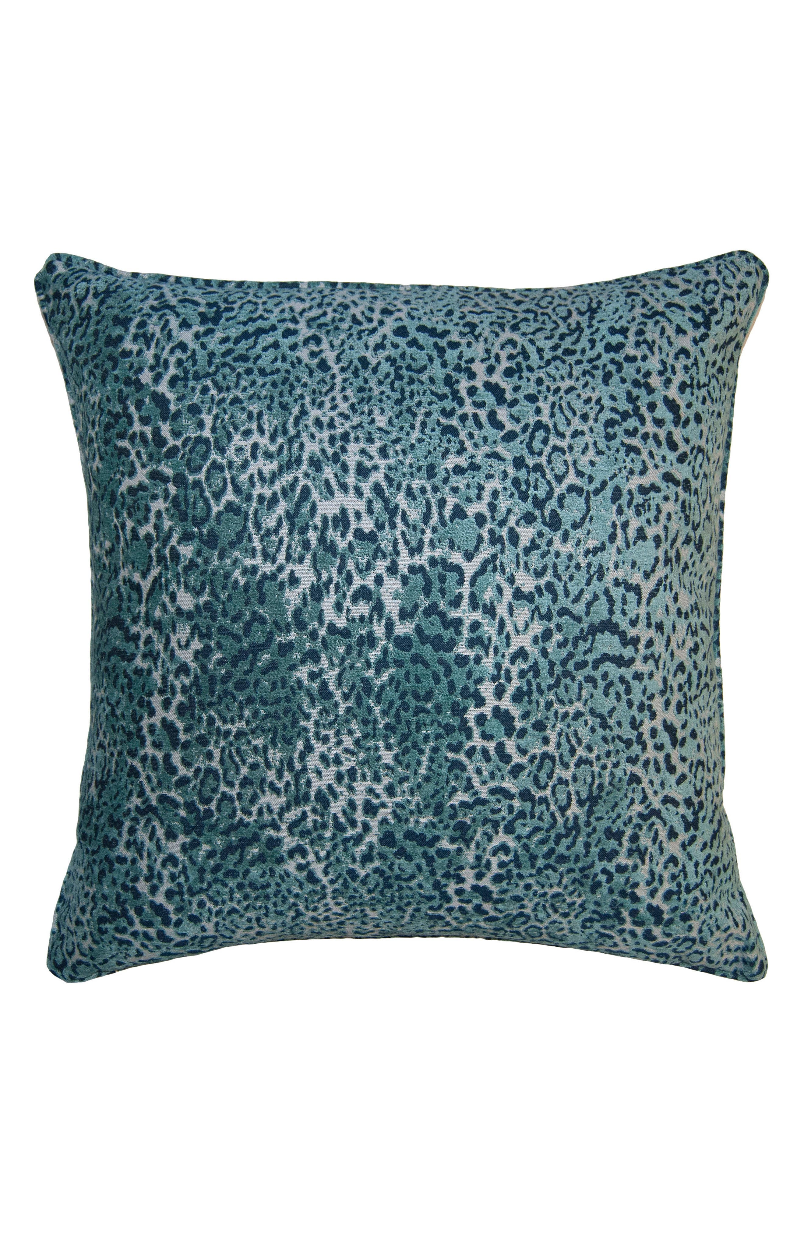 Square Feathers Sky Safari Accent Pillow