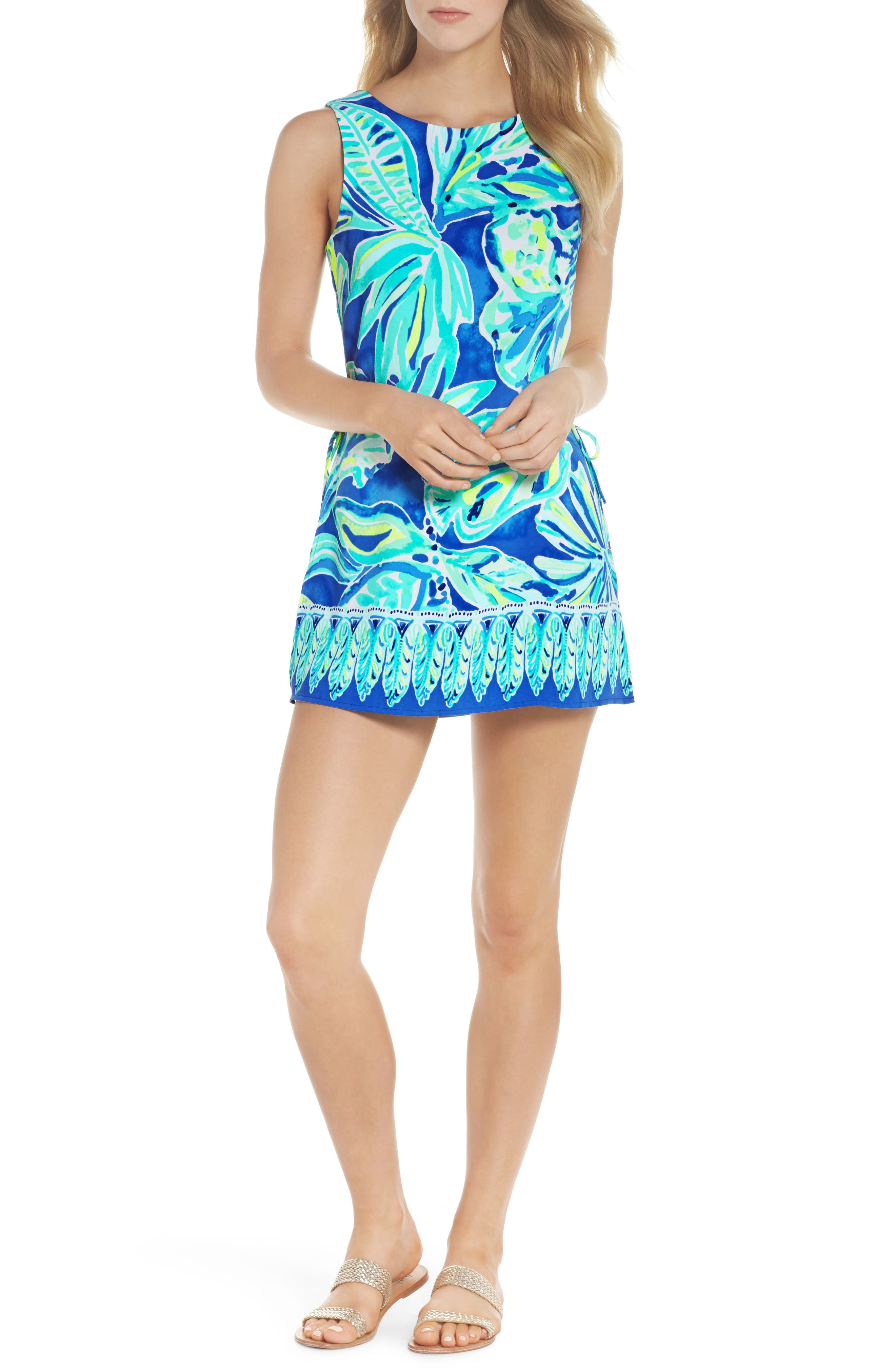 Women\'s Lilly Pulitzer® Green Dresses | Nordstrom