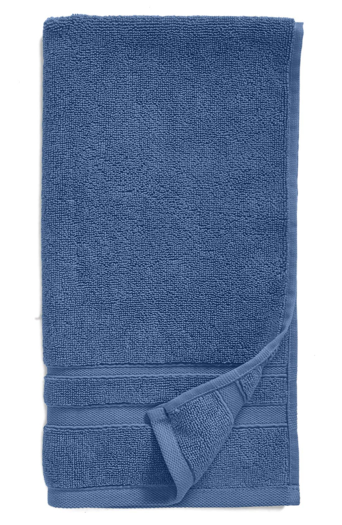 Alternate Image 1 Selected - Waterworks Studio 'Perennial' Combed Turkish Cotton Hand Towel (Online Only)