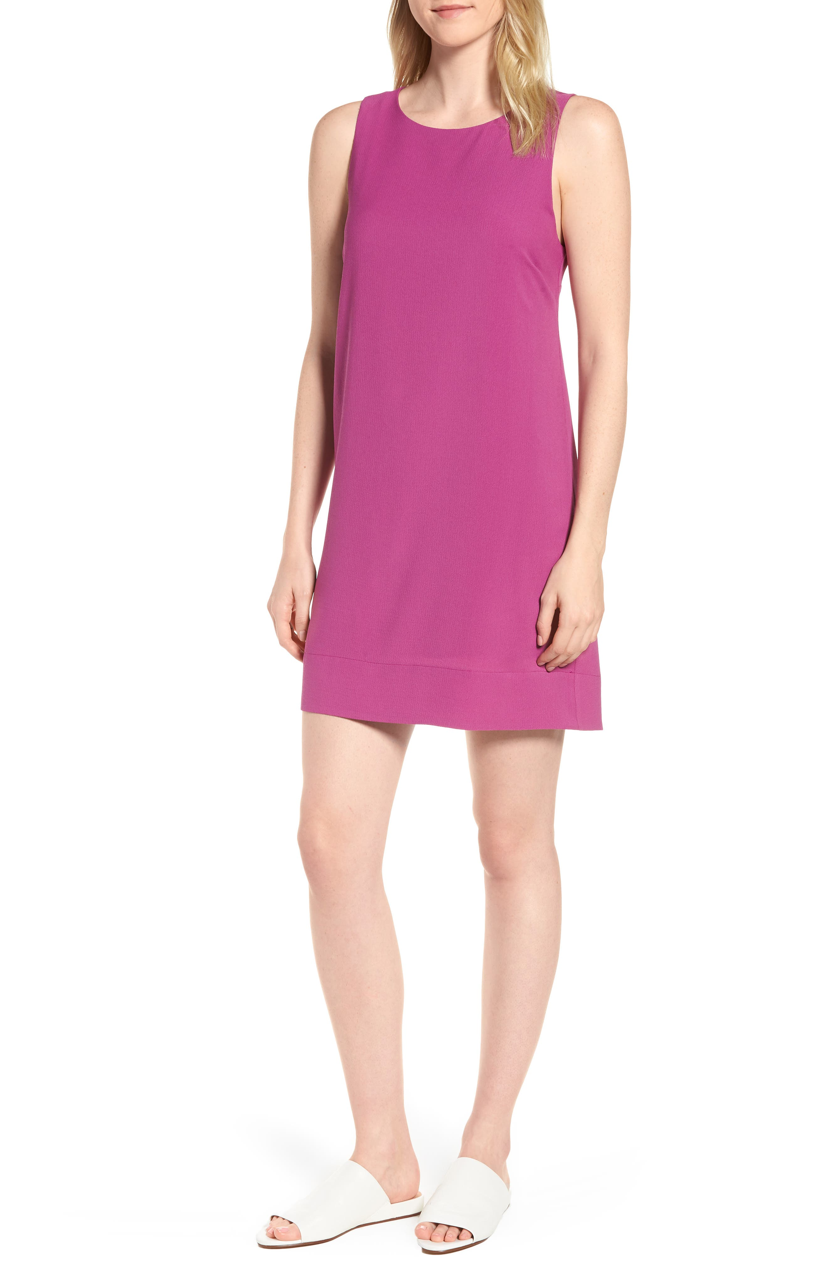Gibson x Living in Yellow Becca Tank Dress (Regular & Petite) (Nordstrom Exclusive)