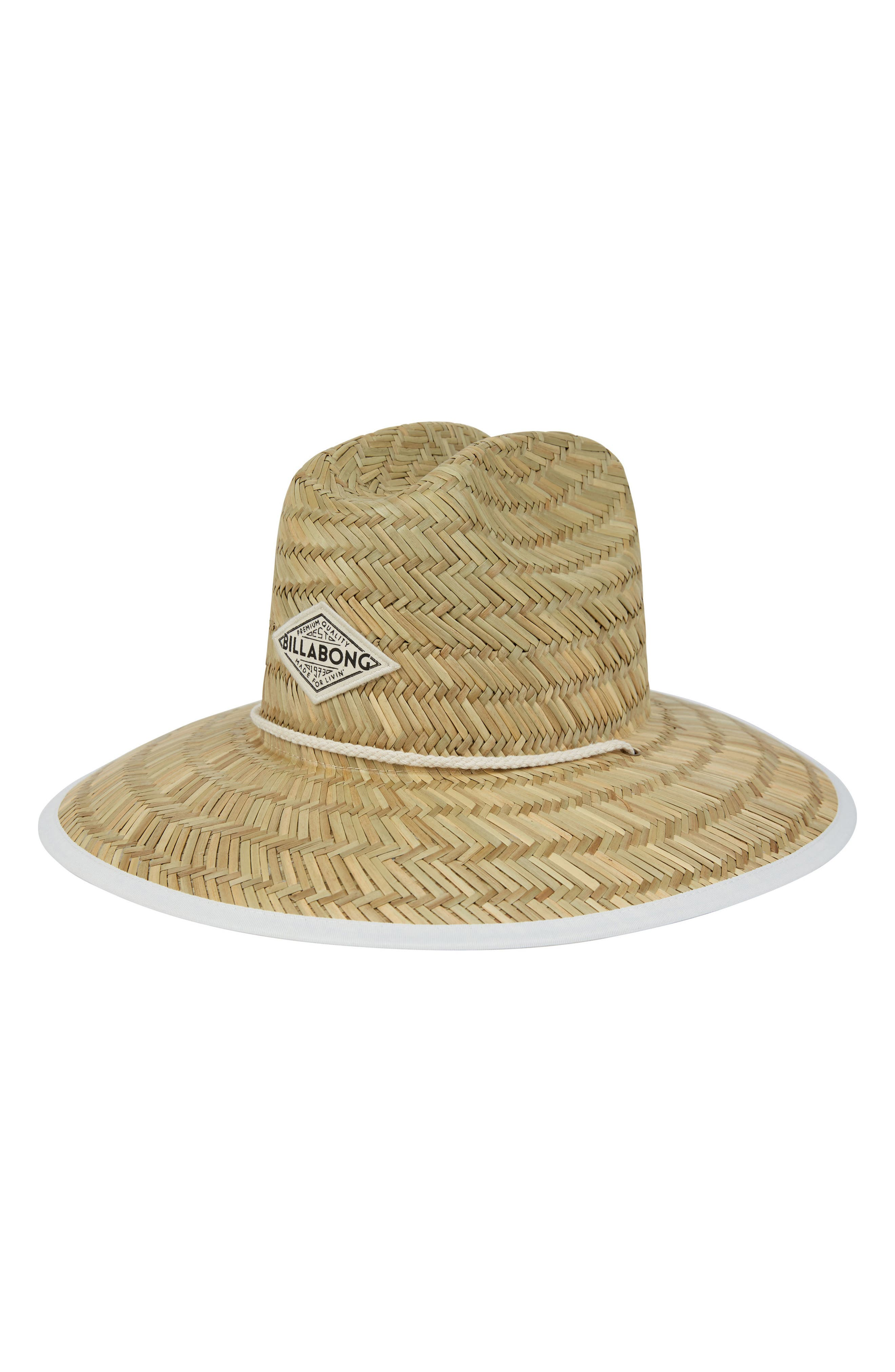Tipton Straw Hat,                             Main thumbnail 1, color,                             Natural
