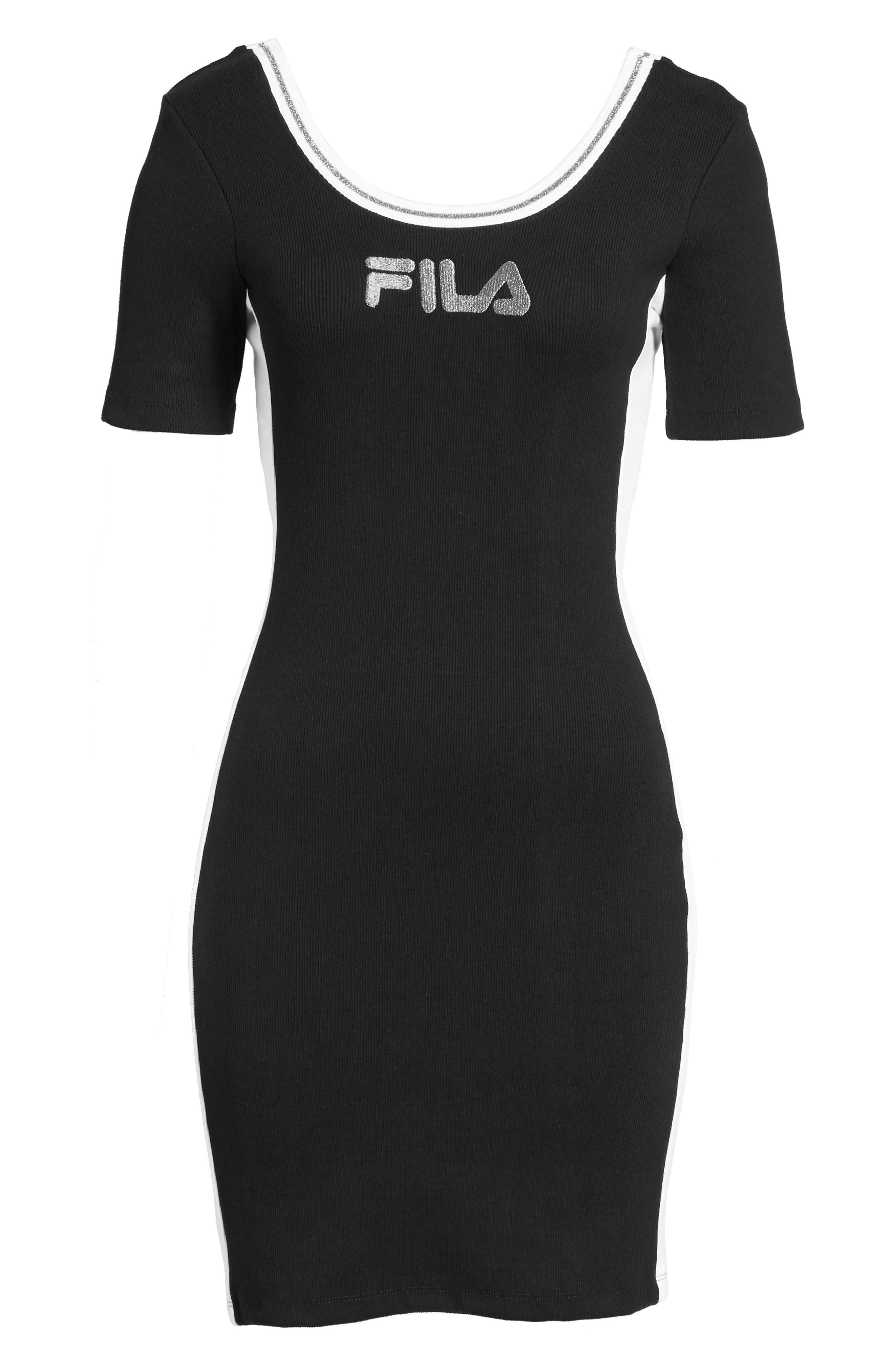 Alternate Image 6  - FILA Beth Body-Con Dress