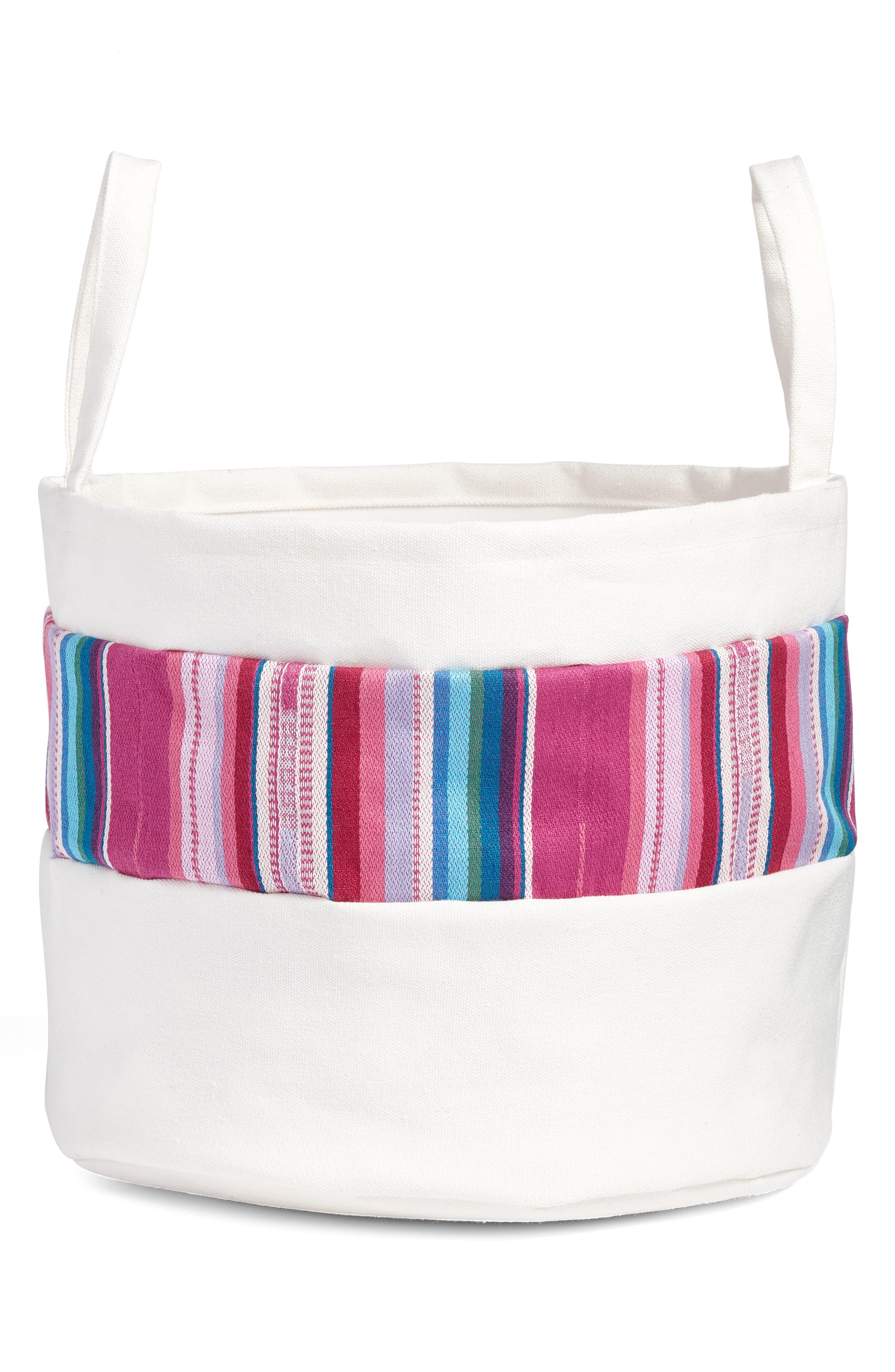 Serape Basket,                         Main,                         color, Multi