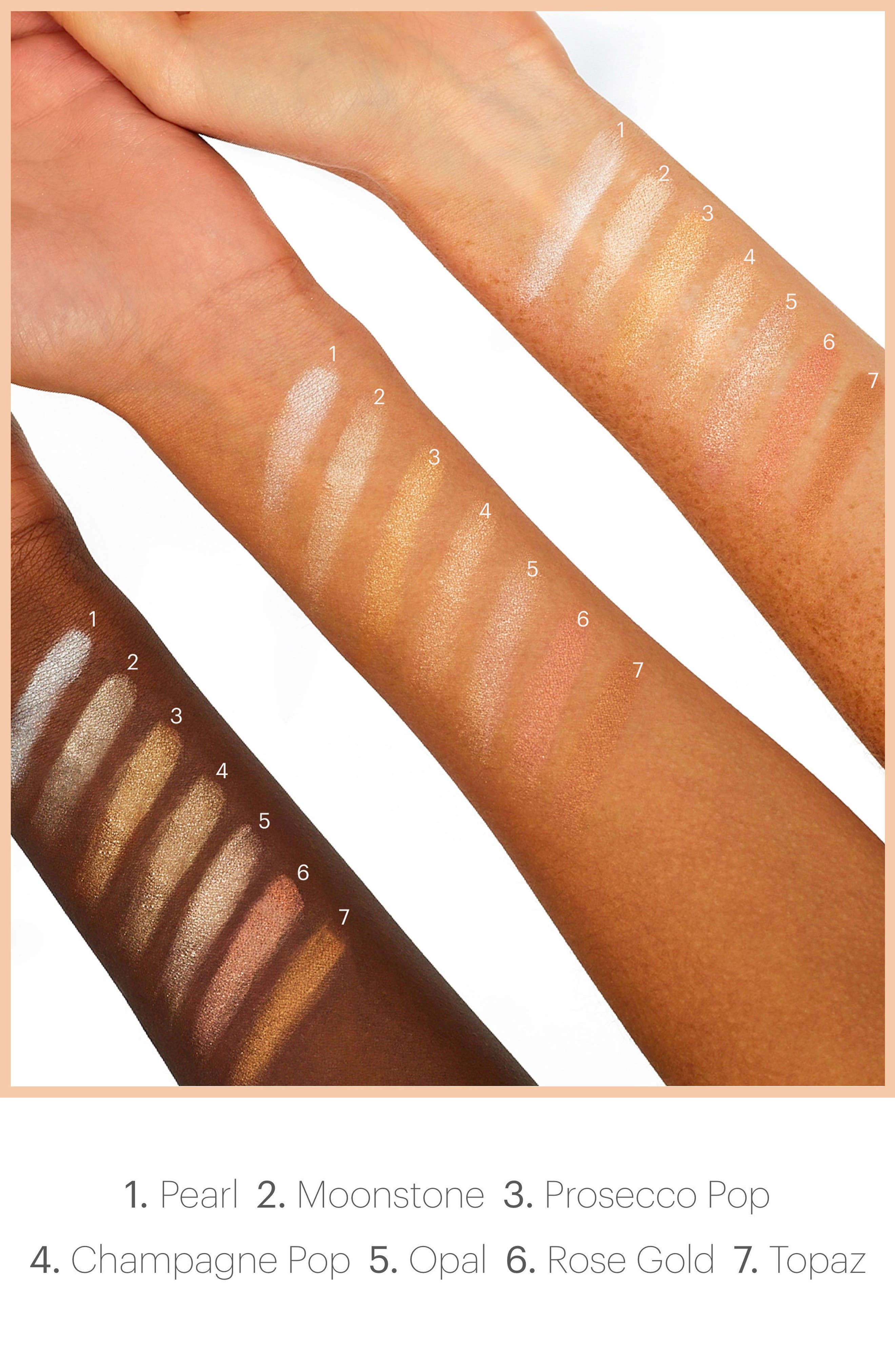 BECCA Shimmering Skin Perfector<sup>®</sup> Liquid Highlighter,                             Alternate thumbnail 4, color,