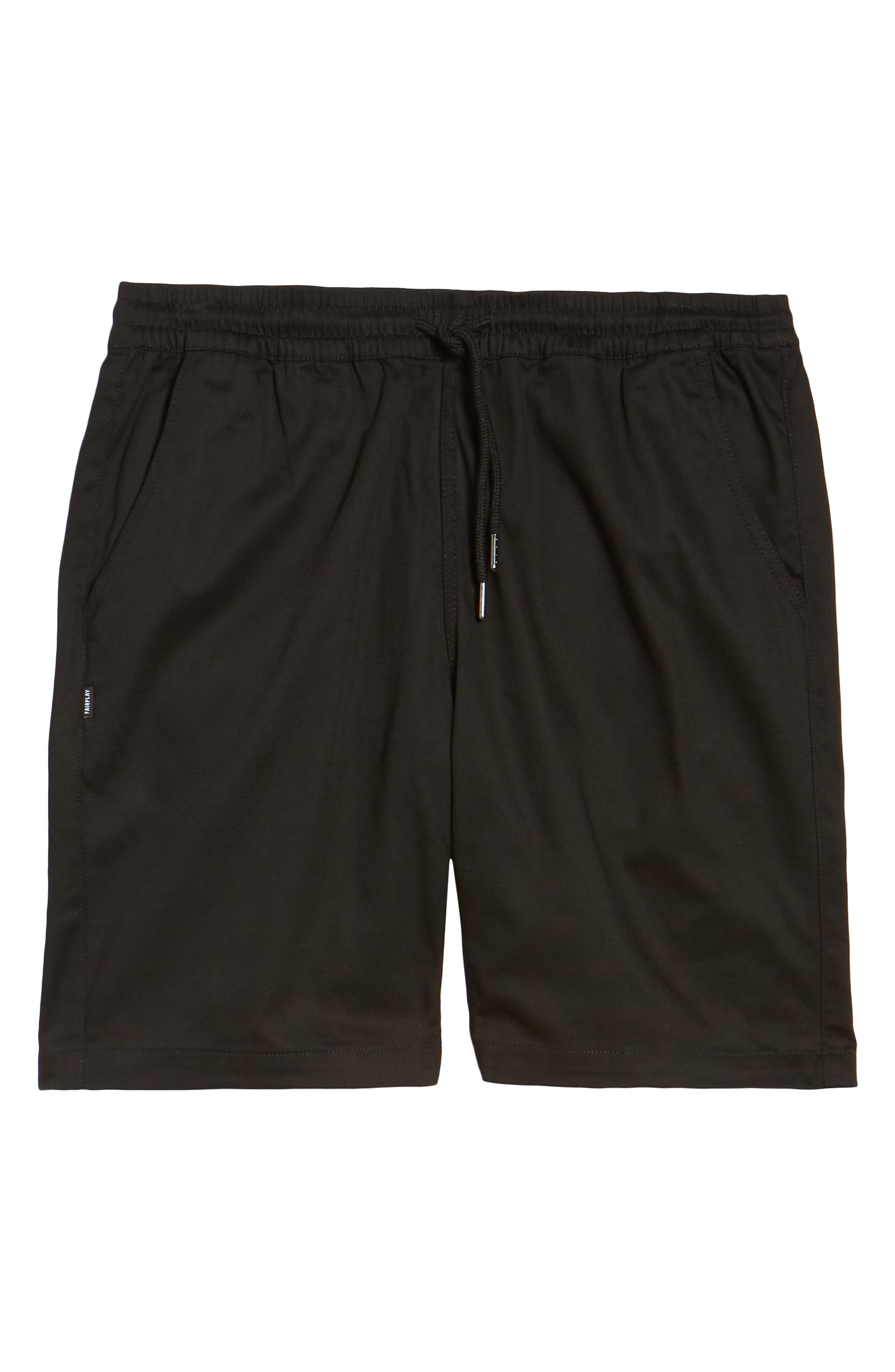 Runner Shorts,                             Alternate thumbnail 6, color,                             Black