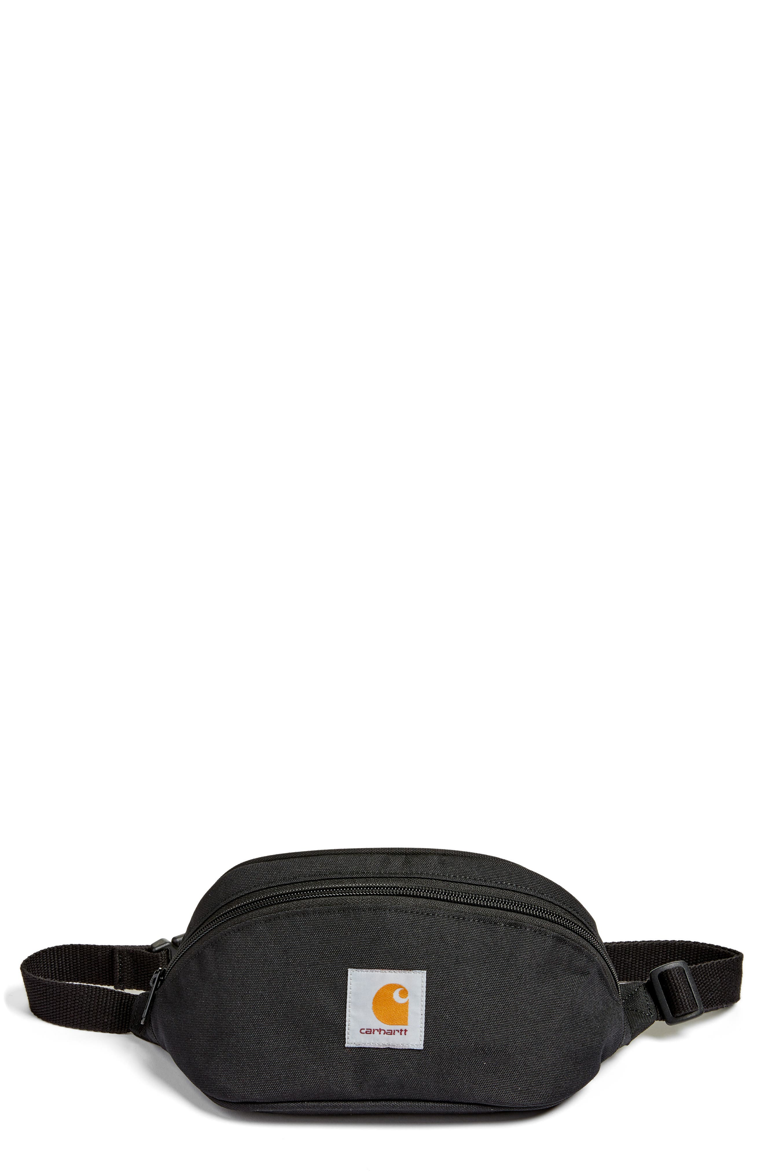 Belt Bag,                             Main thumbnail 1, color,                             Black/Black