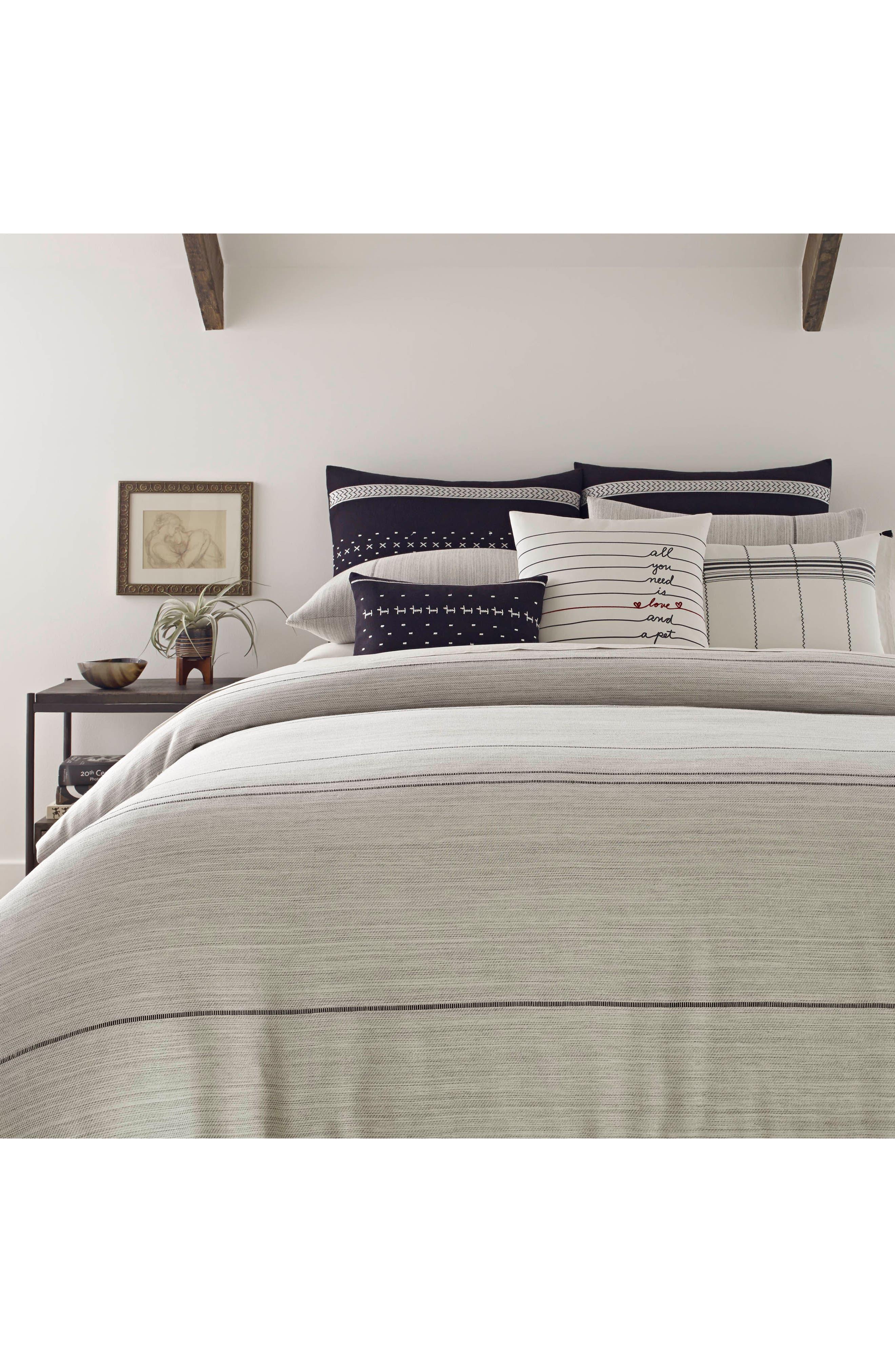 Alternate Image 2  - ED Ellen DeGeneres Alta Comforter & Sham Set