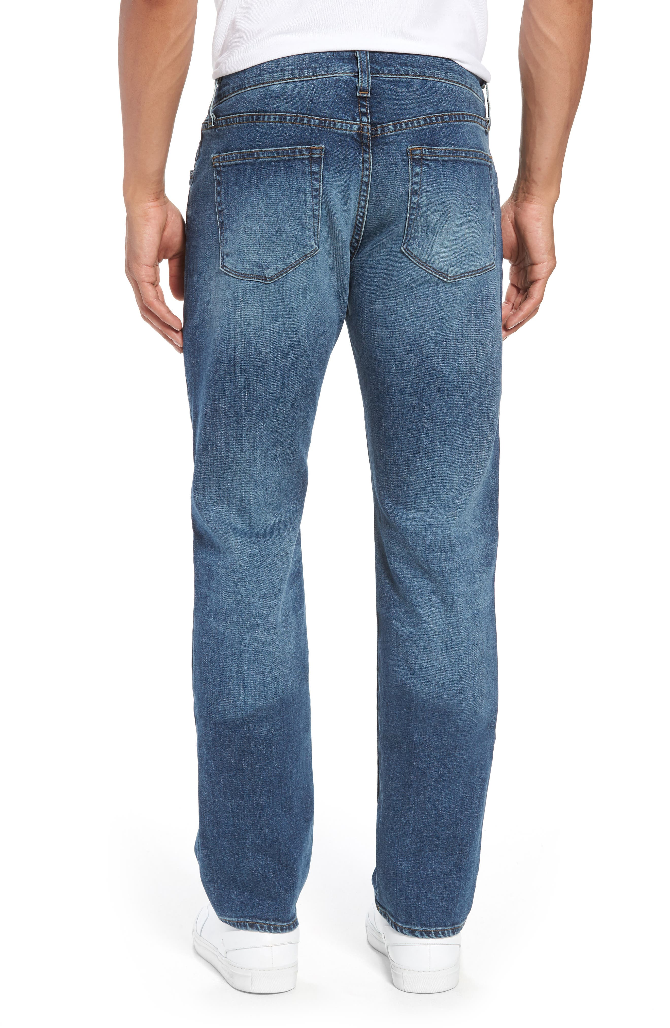Kane Slim Straight Leg Jeans,                             Alternate thumbnail 2, color,                             Barva
