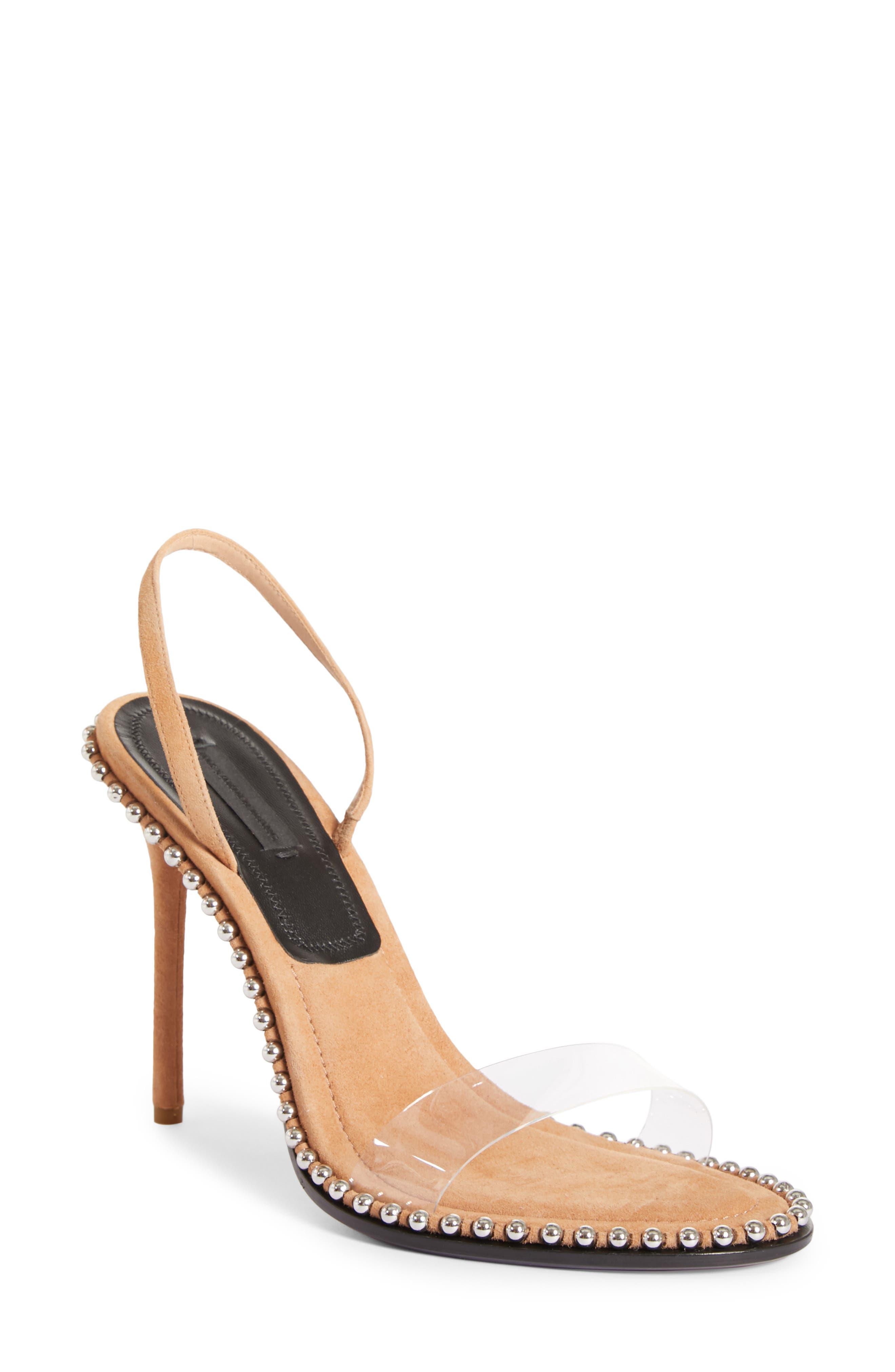 Alexander Wang Nova Studded Sandal (Women)