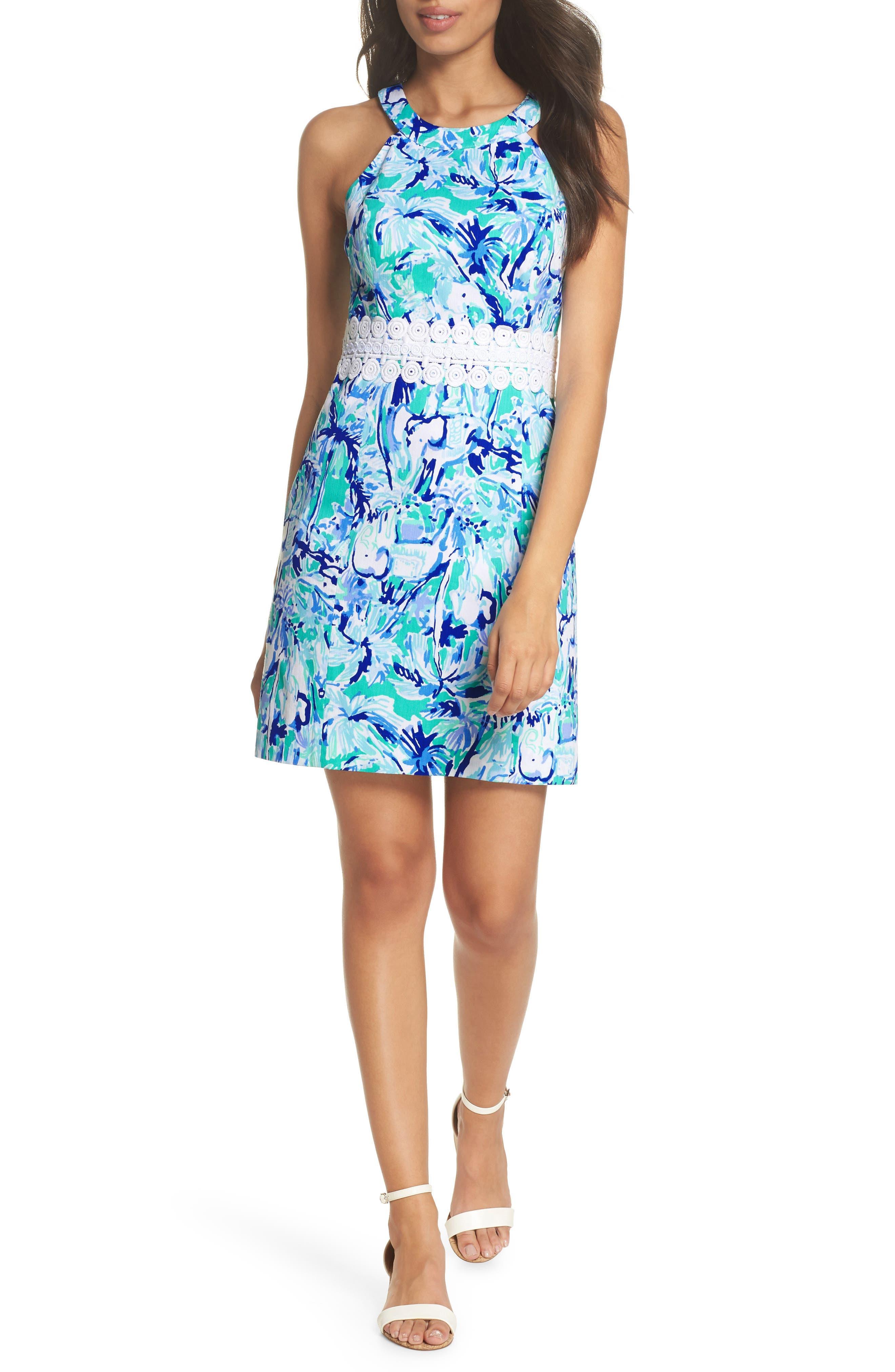 Alternate Image 1 Selected - Lilly Pulitzer® Ashlyn Sheath Dress